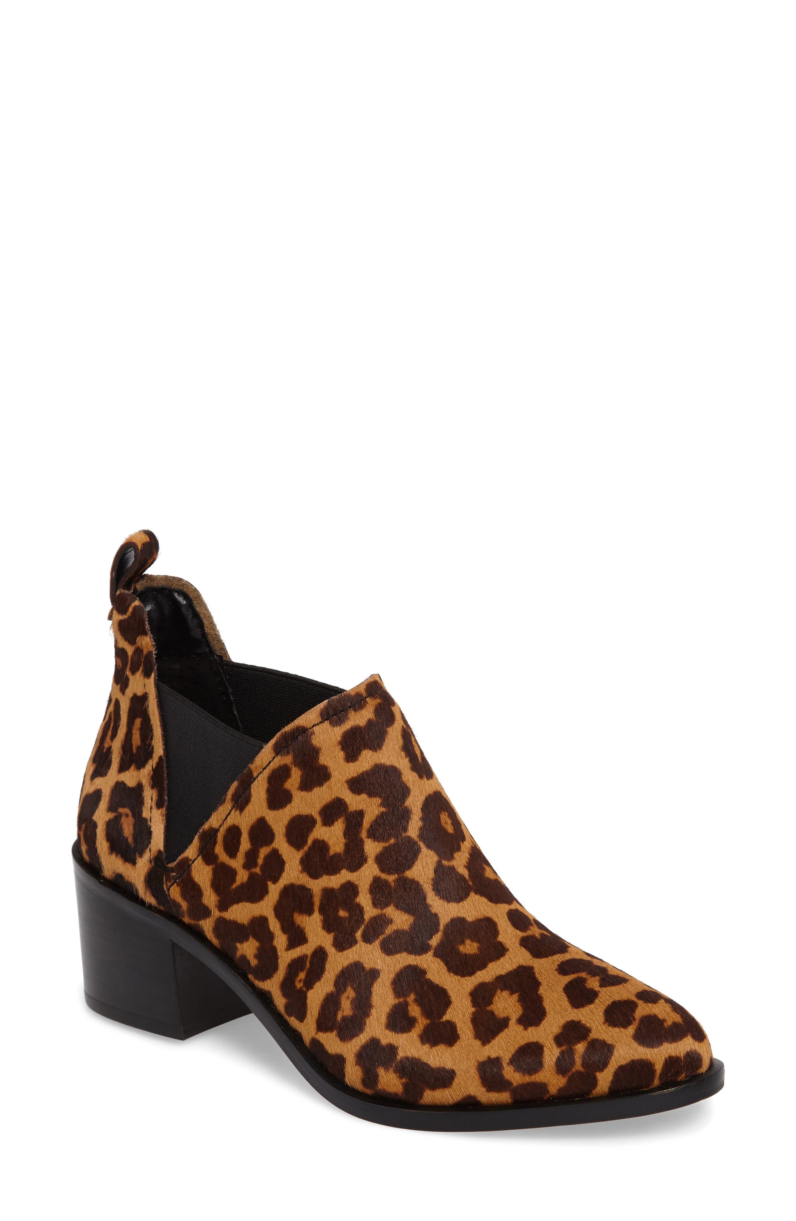 1.STATE Idrus Block Heel Boot