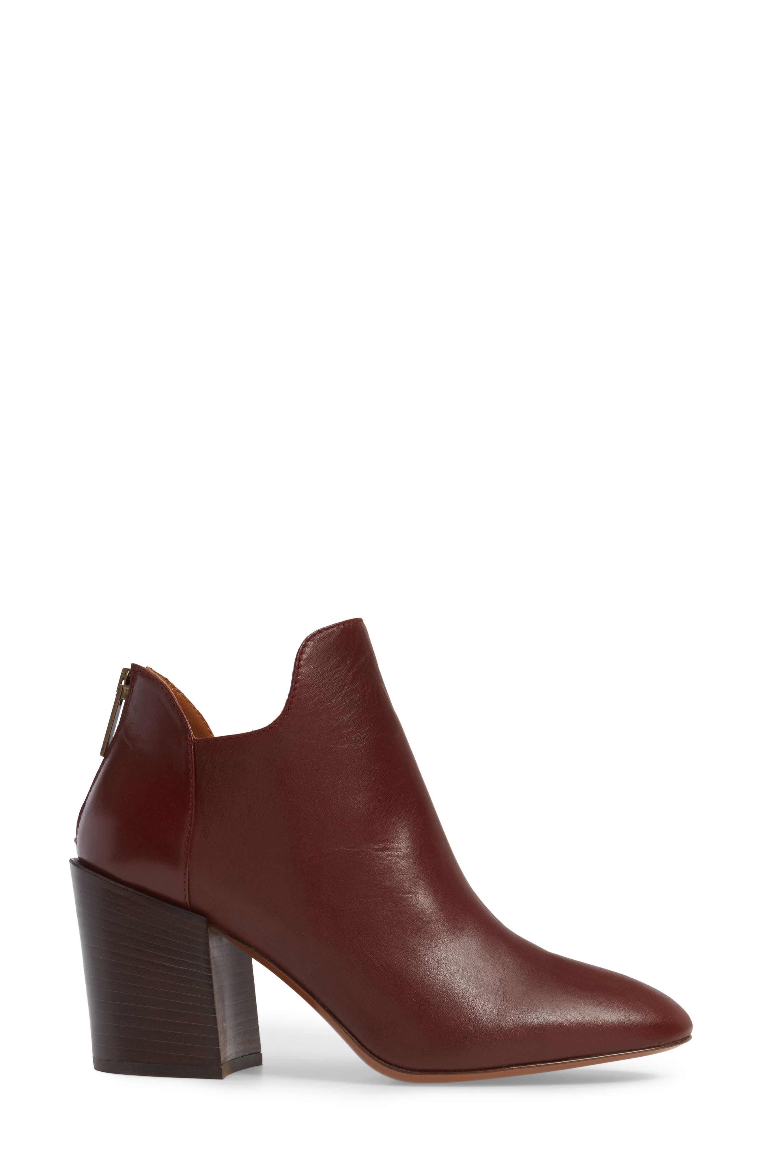 Francesca Weatherproof Bootie,                             Alternate thumbnail 3, color,                             Whiskey