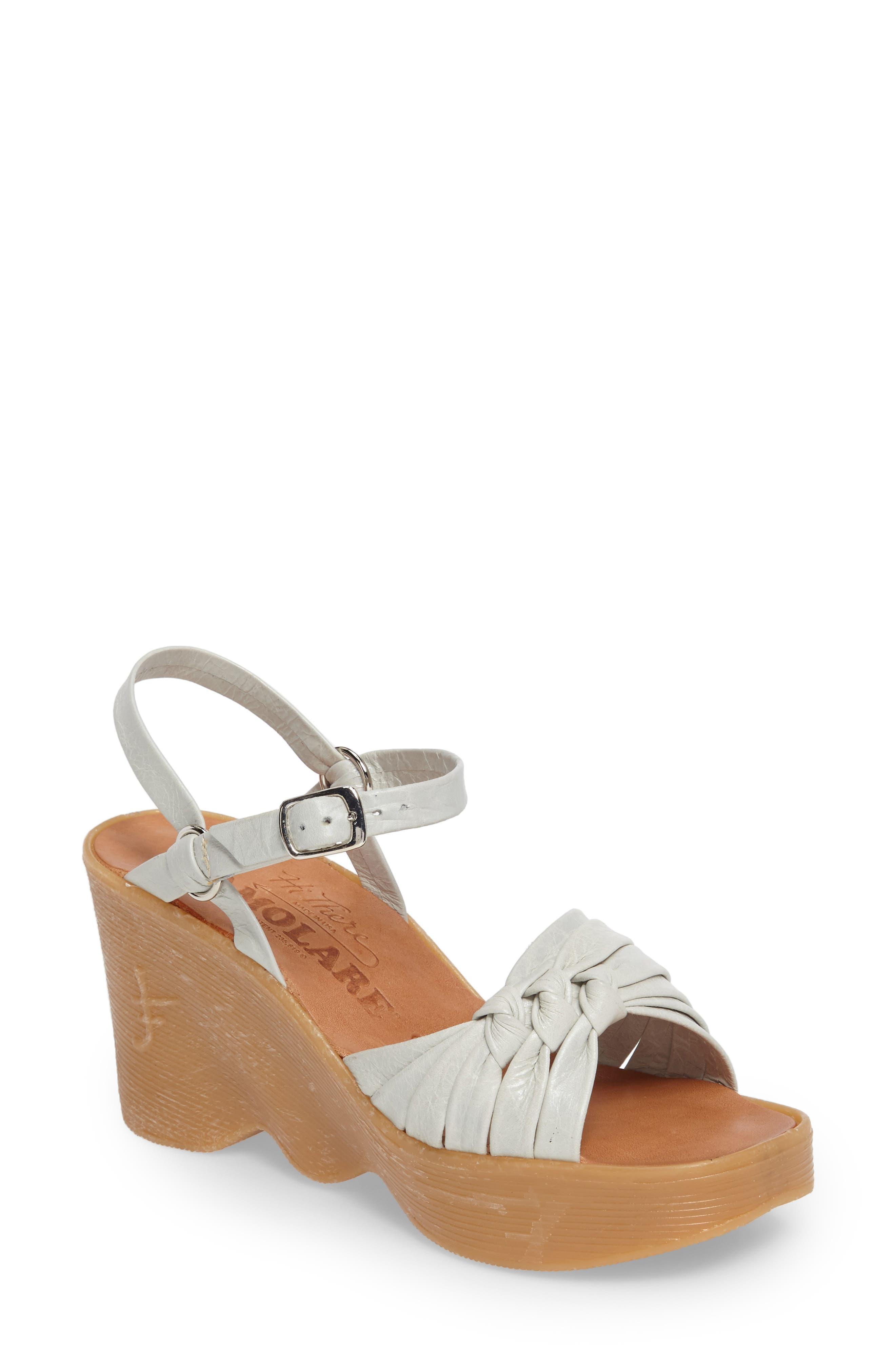 Famolare Knot So Fast Wedge Sandal (Women)