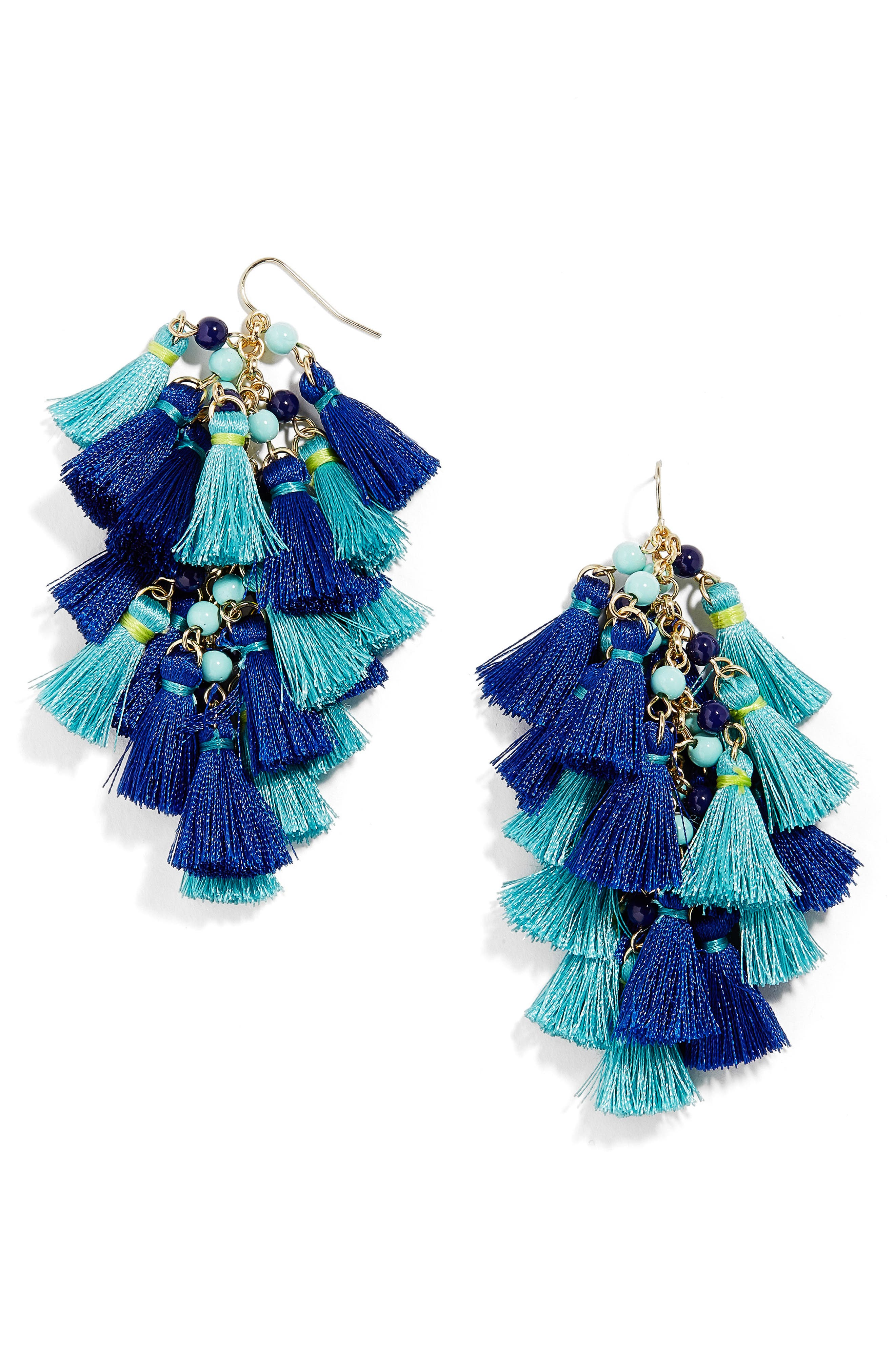 BAUBLEBAR Rosalita Tassel Drop Earrings