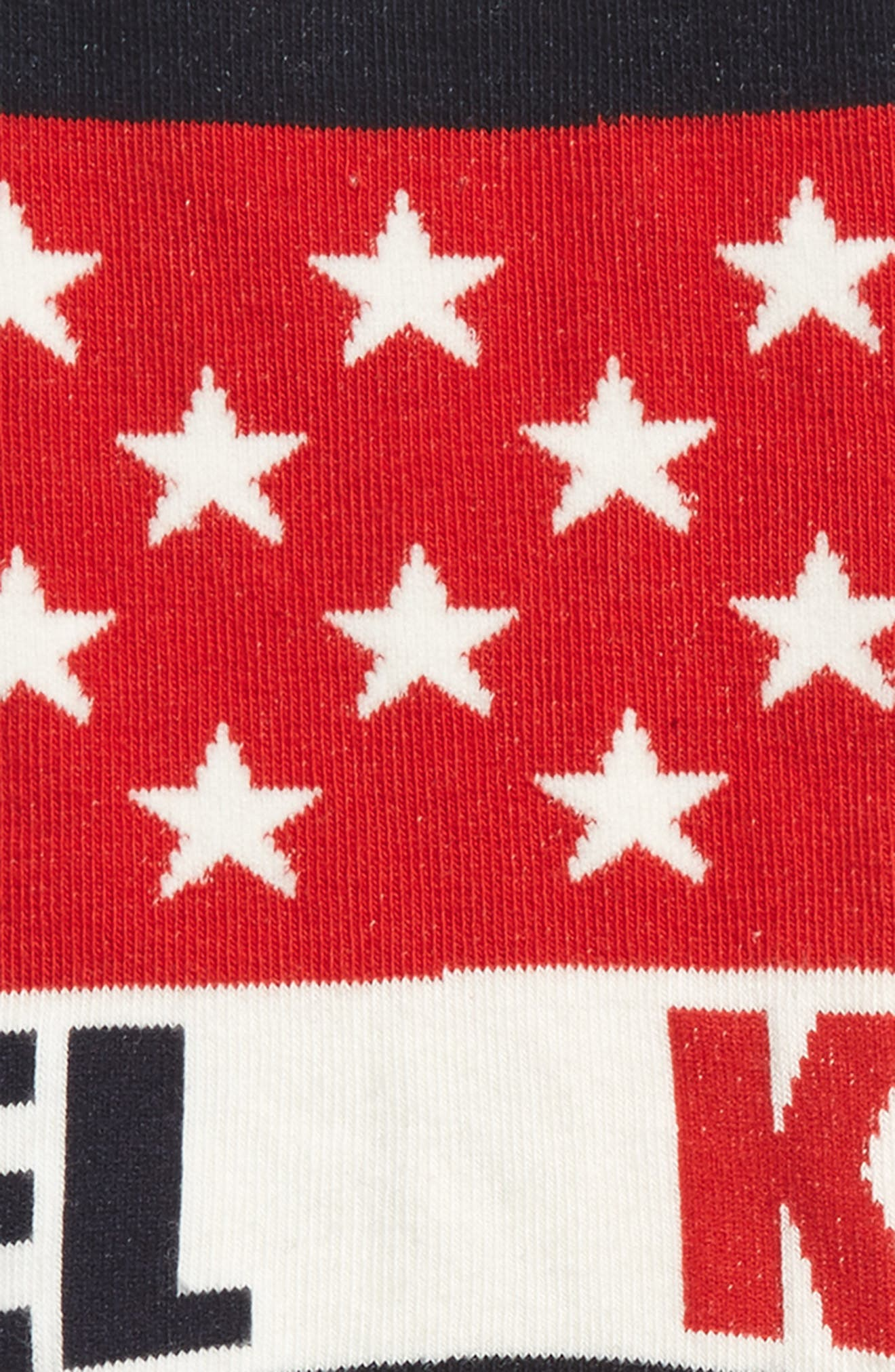 Alternate Image 2  - Evel Knievel x Stance Gladiator Socks