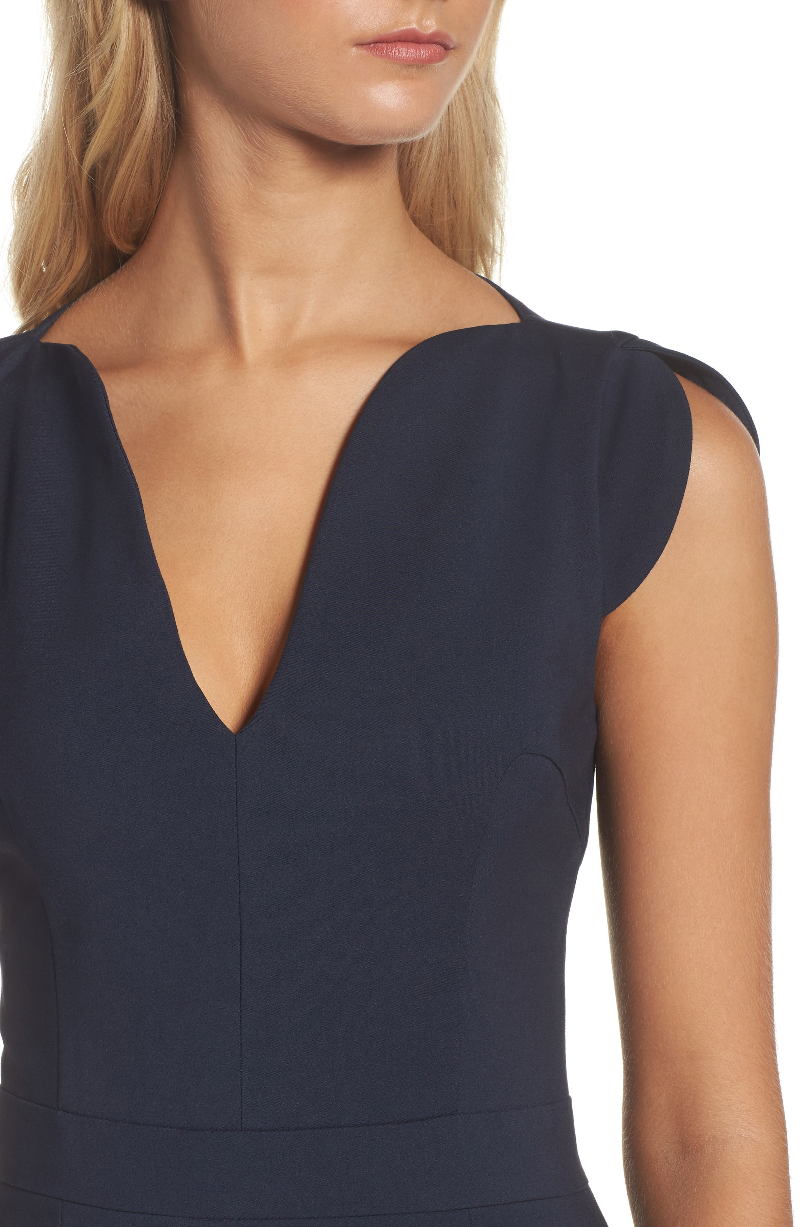 Alternate Image 4  - French Connection 'Lolo' Stretch Sheath Dress