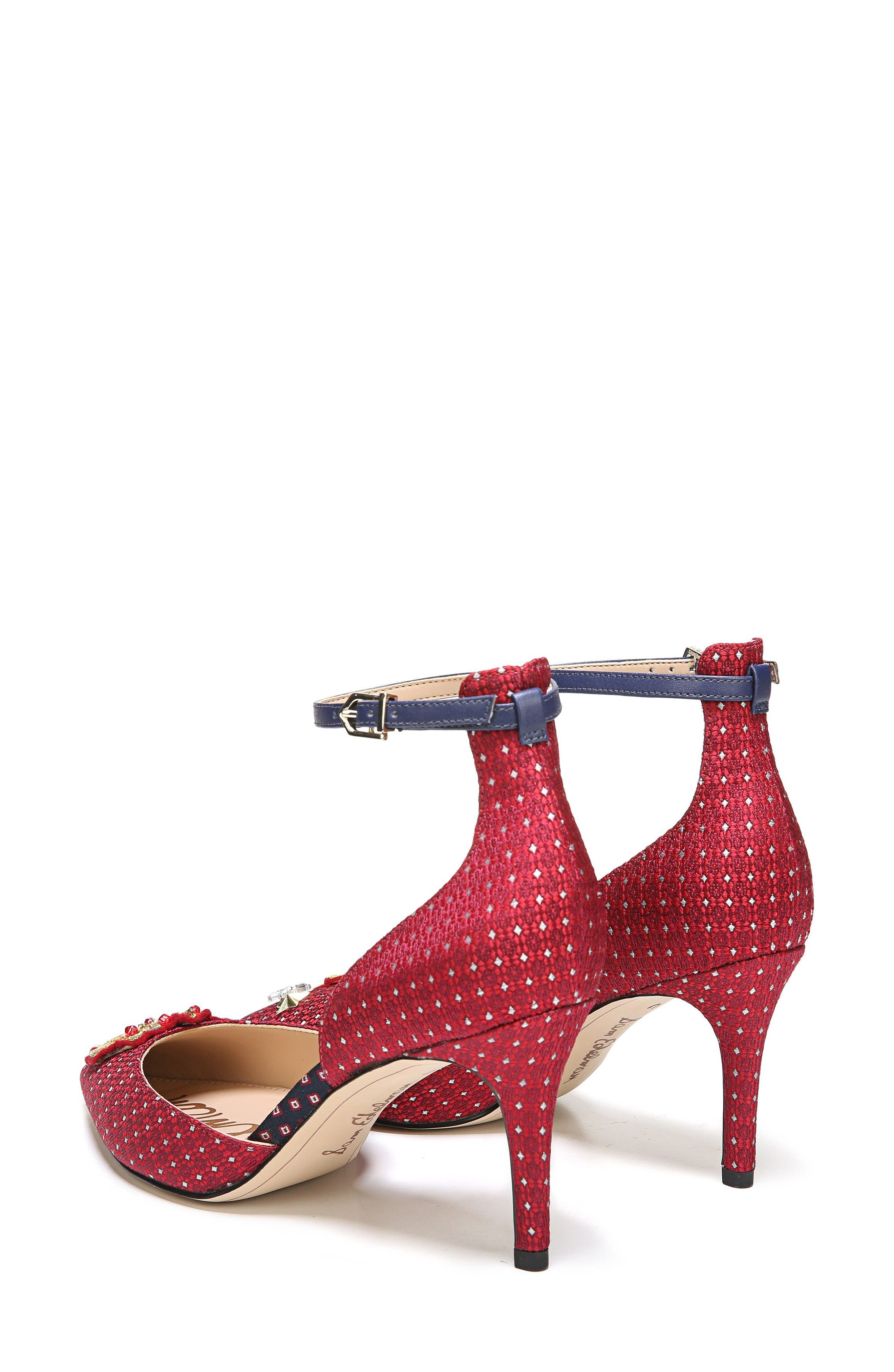 Alternate Image 3  - Sam Edelman Tabby Embellished Pump (Women)