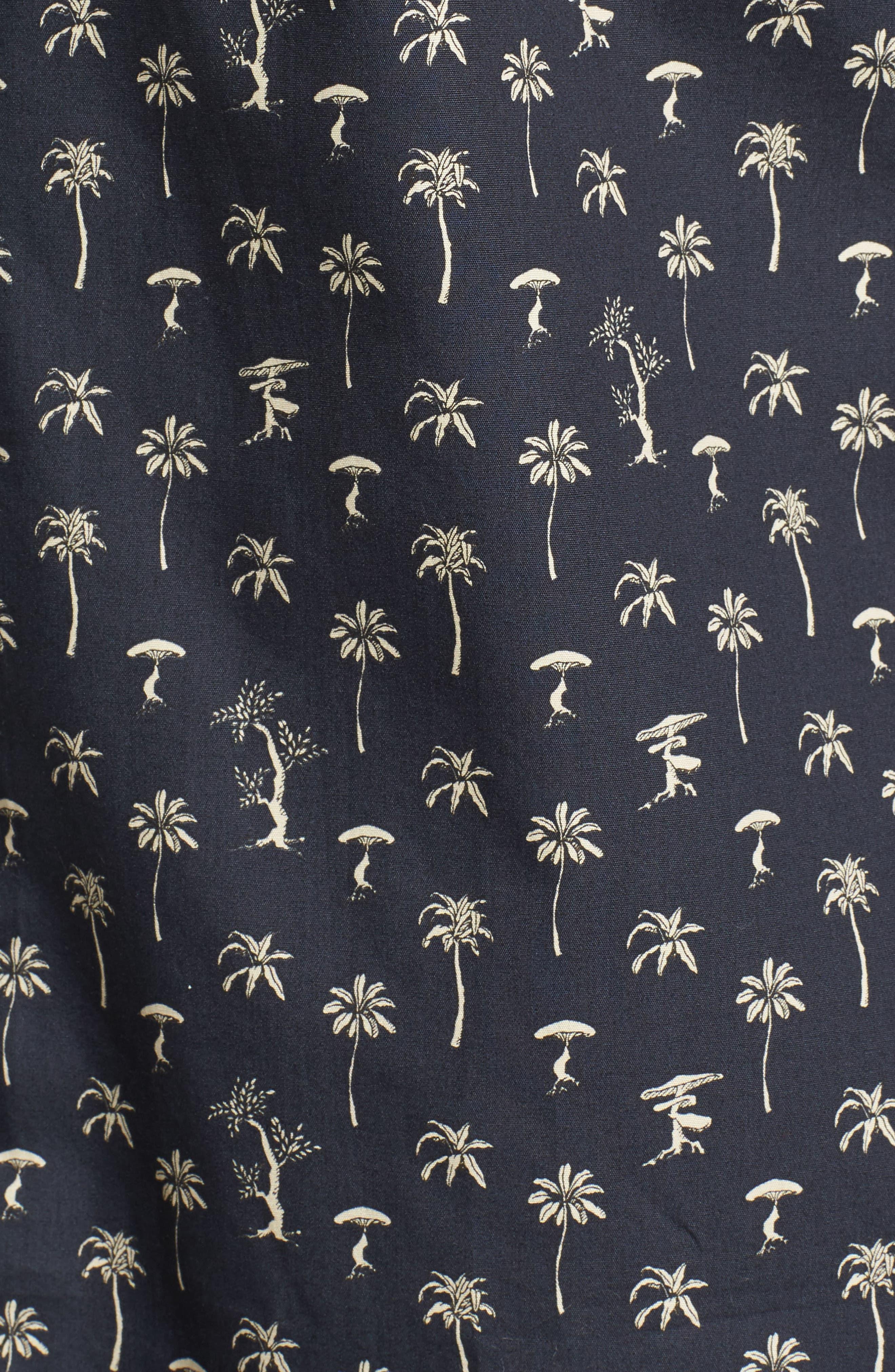 Alternate Image 5  - PS Paul Smith Palm Tree Mushroom Print Shirt