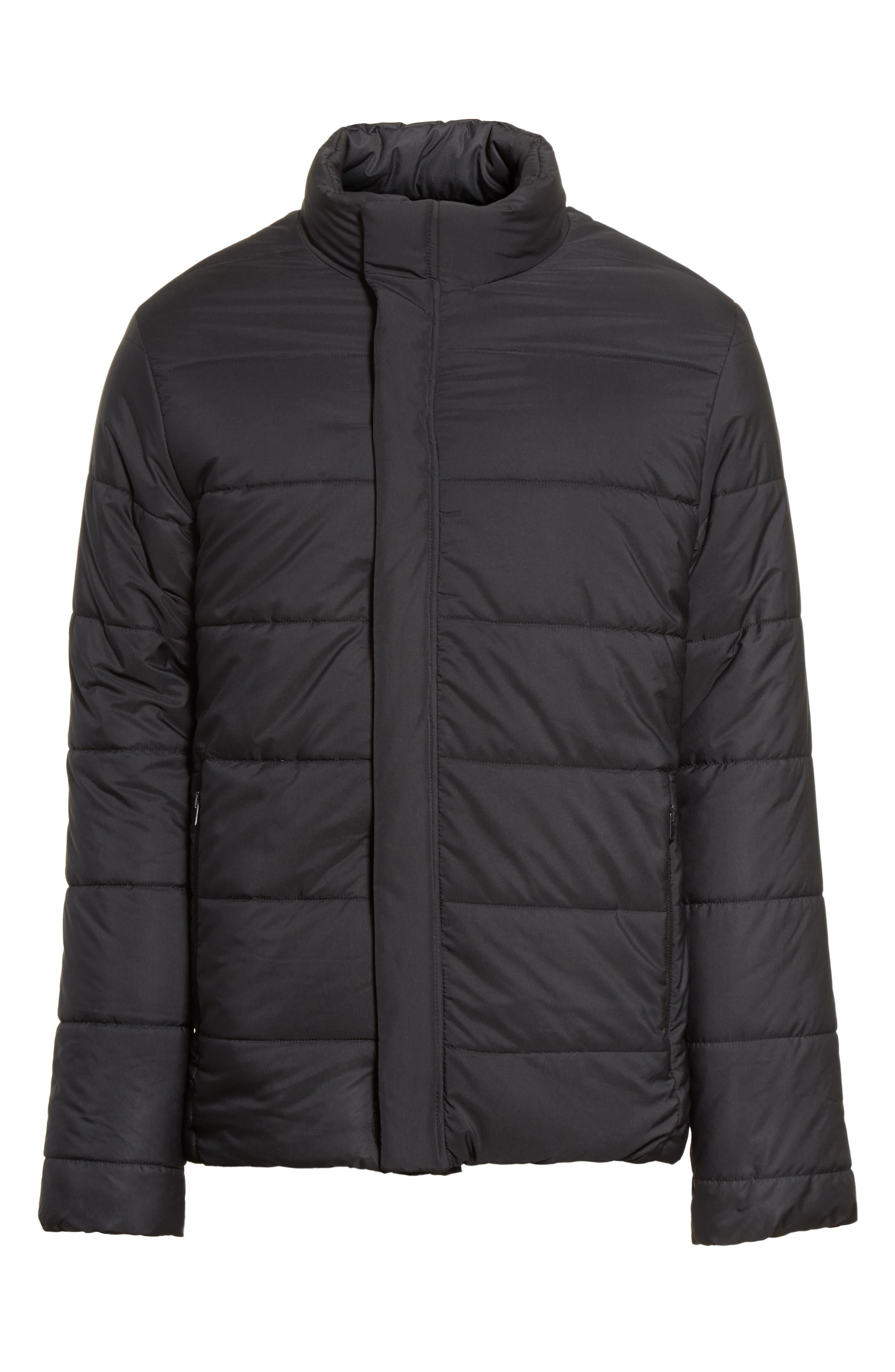 Alternate Image 6  - A.P.C. Quilted Creek Jacket