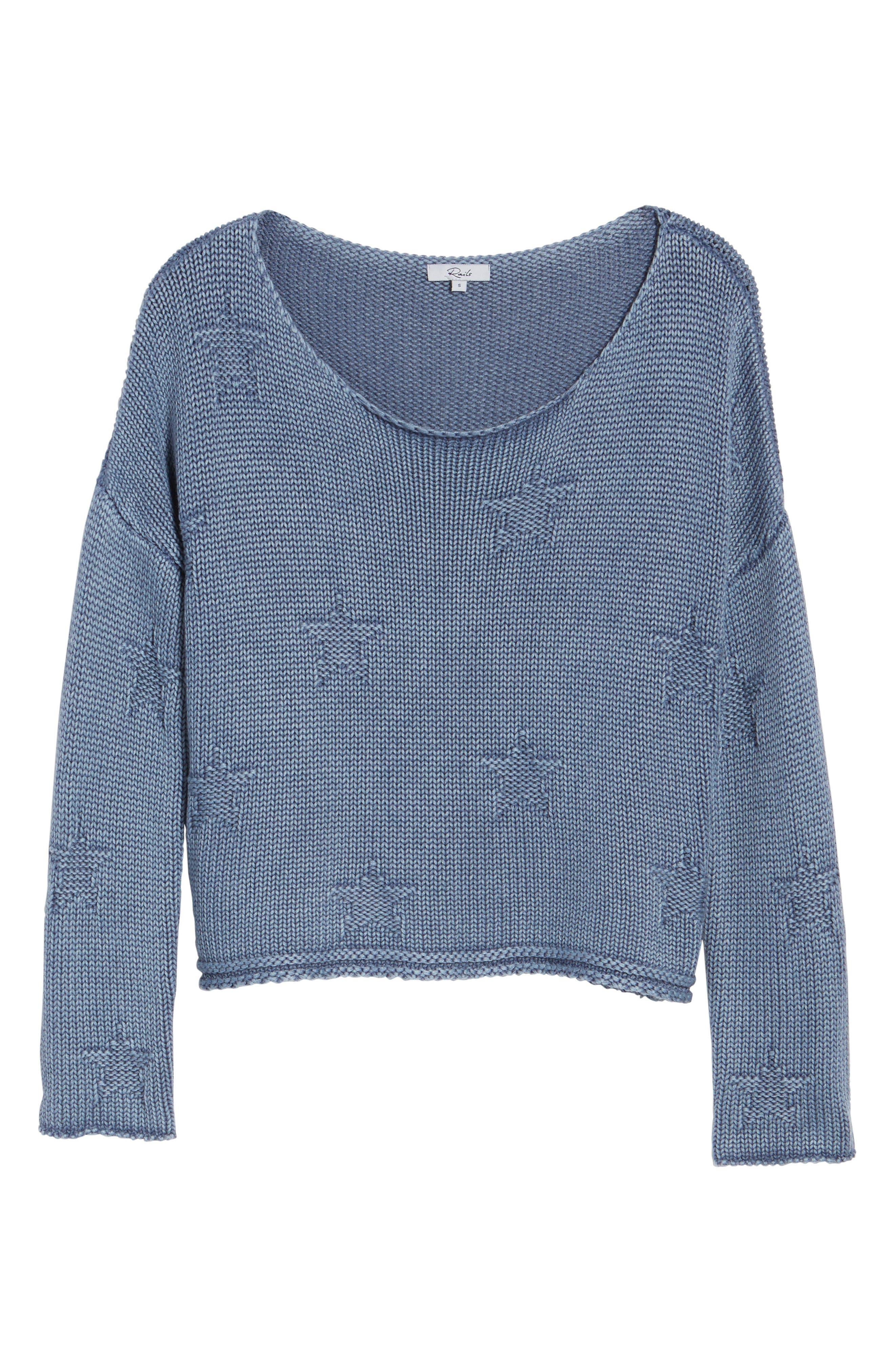 Alternate Image 6  - Rails Kalani Knit Pullover