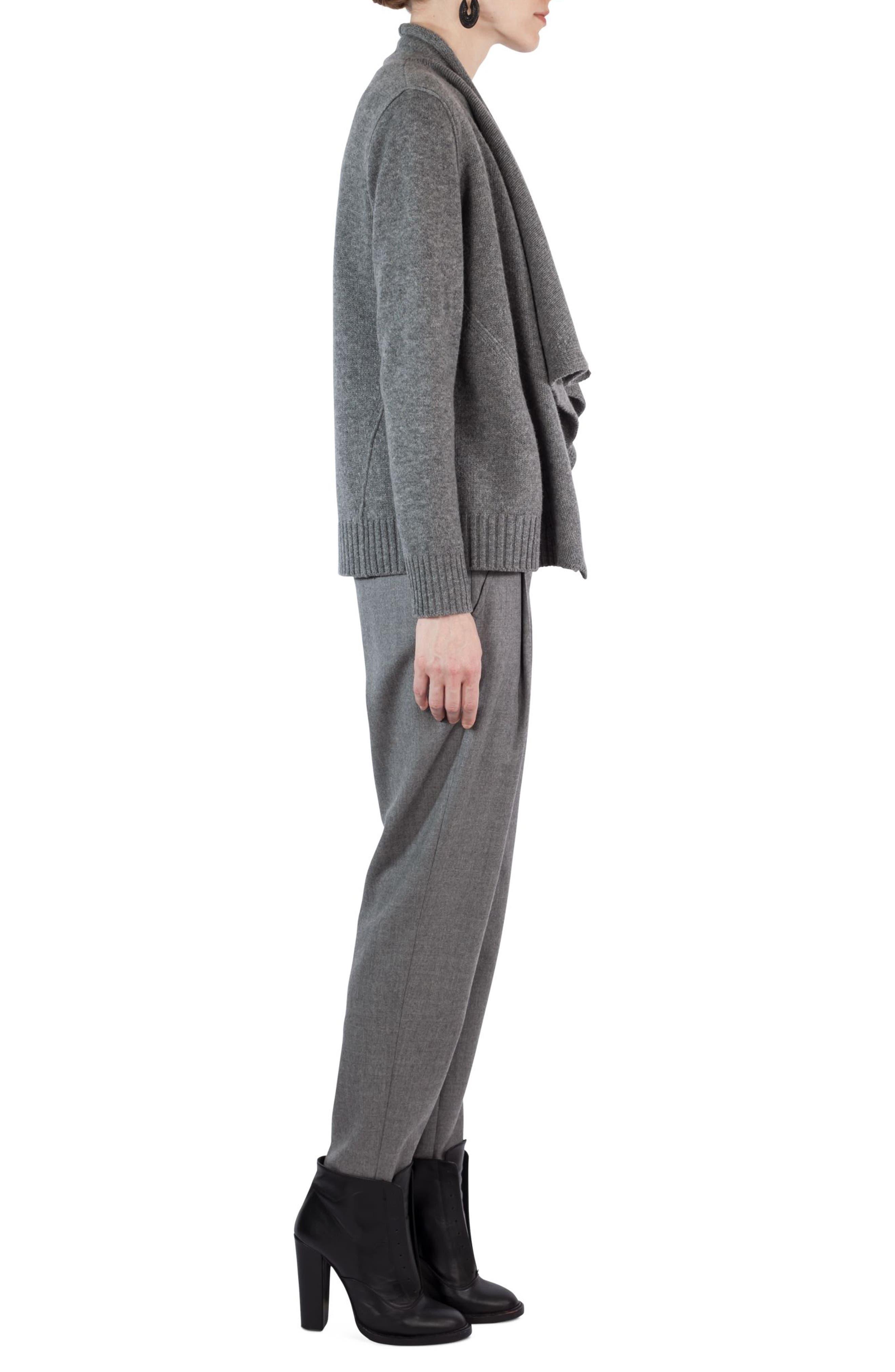 Alternate Image 3  - Akris punto Wool & Cashmere Cardigan