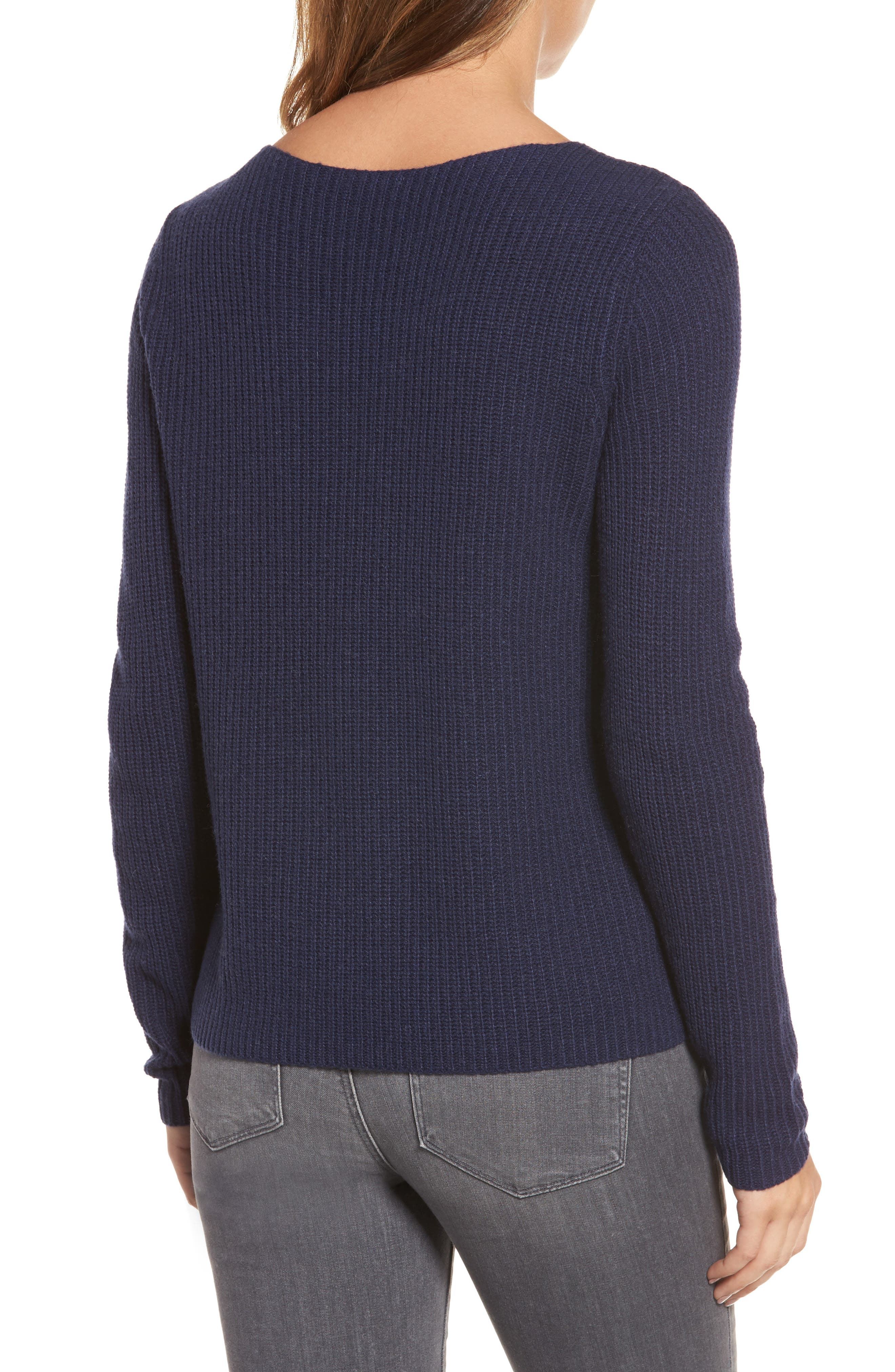 Blue Sweaters & Sweatshirts, Cowl Necks, Cable Knits | Nordstrom ...