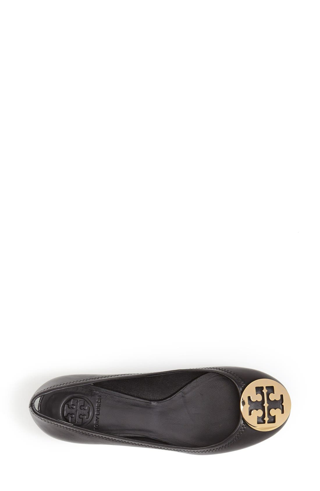 Alternate Image 3  - Tory Burch 'Reva' Ballerina Flat (Women)