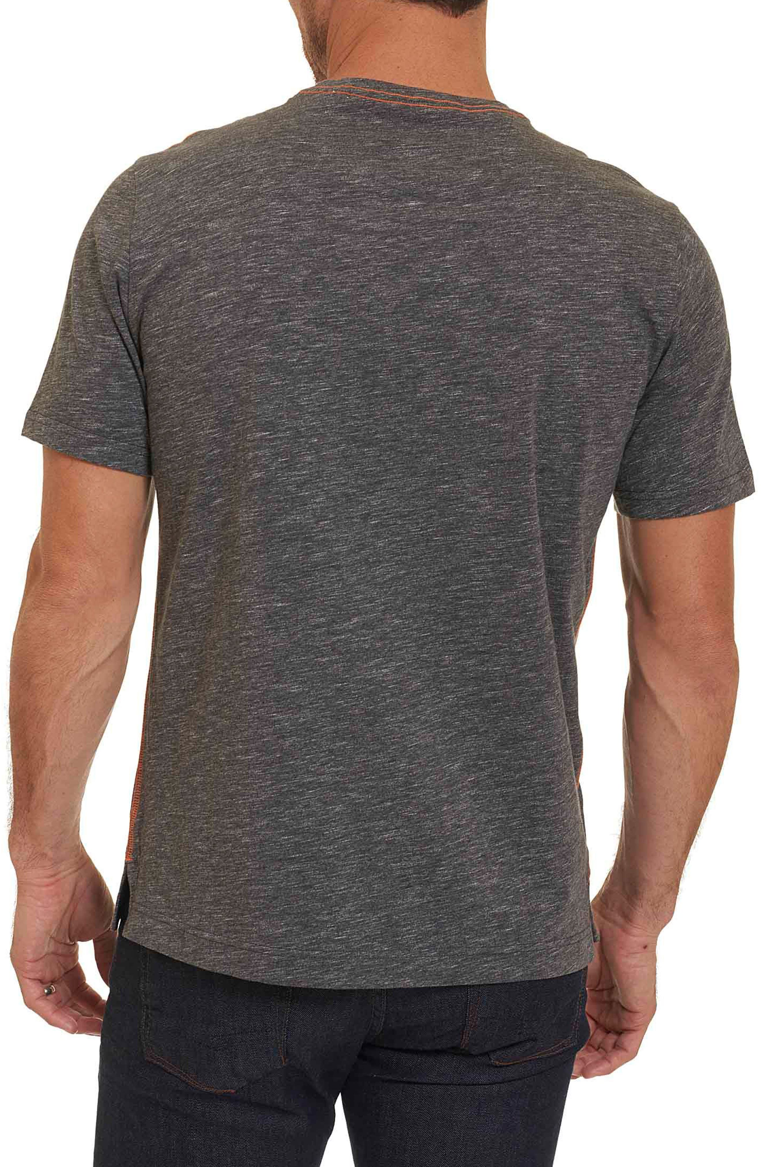 Torrance Graphic T-Shirt,                             Alternate thumbnail 2, color,                             Heather Charcoal
