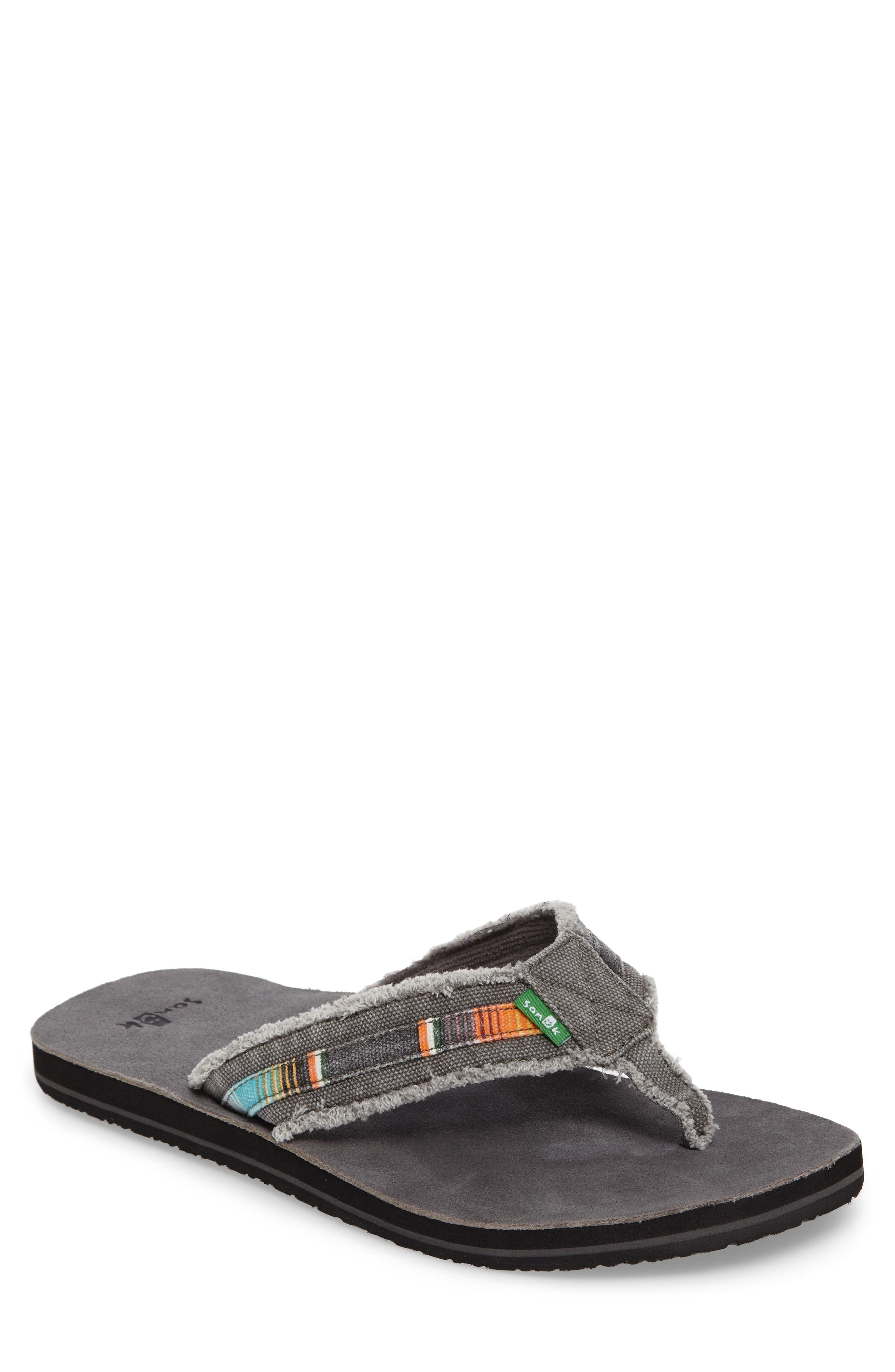 Alternate Image 1 Selected - Sanuk Fraid So Flip Flop (Men)