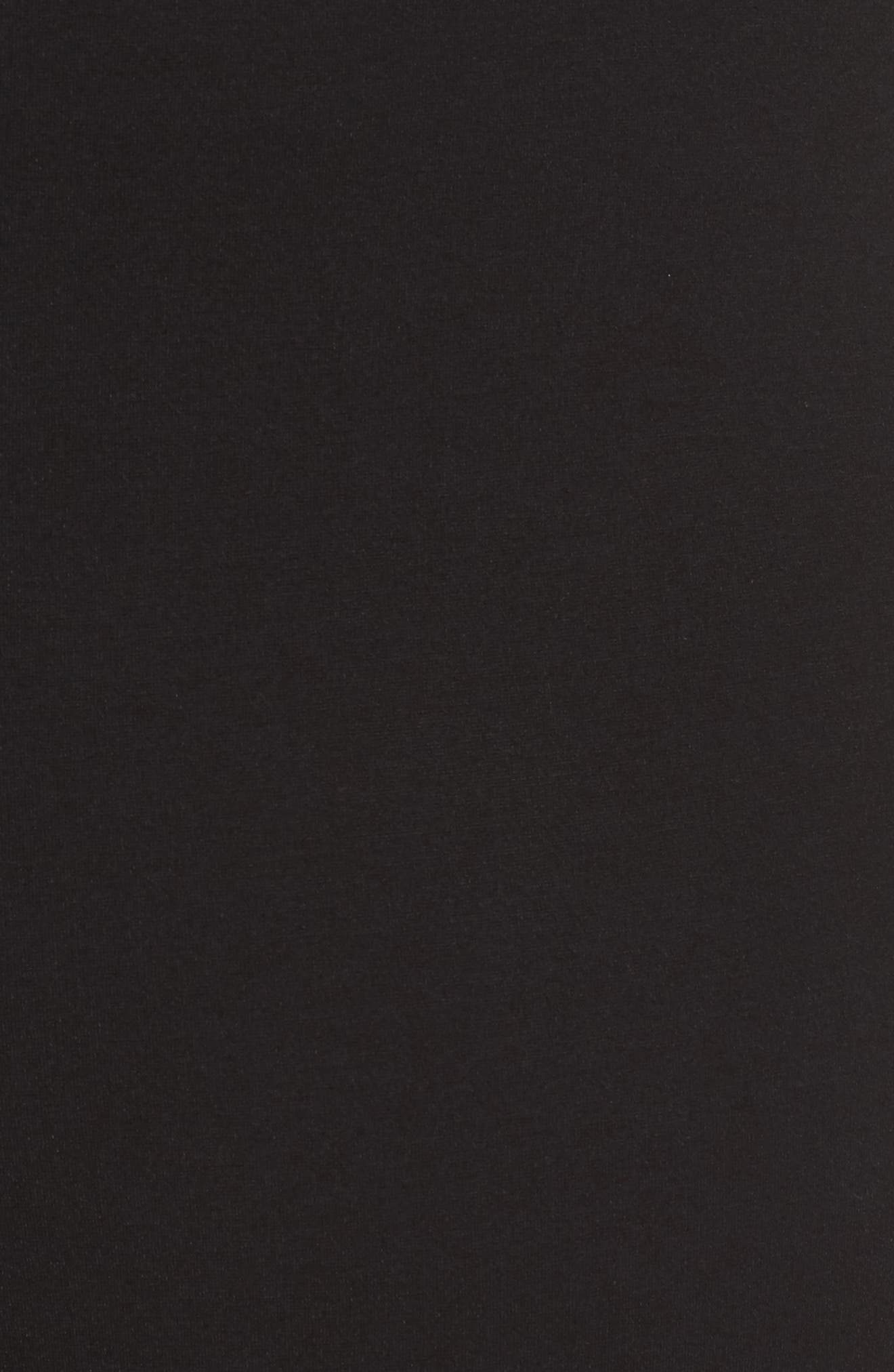 Alternate Image 5  - Foxcroft Naomi Ponte Jodphur Pants (Plus Size)