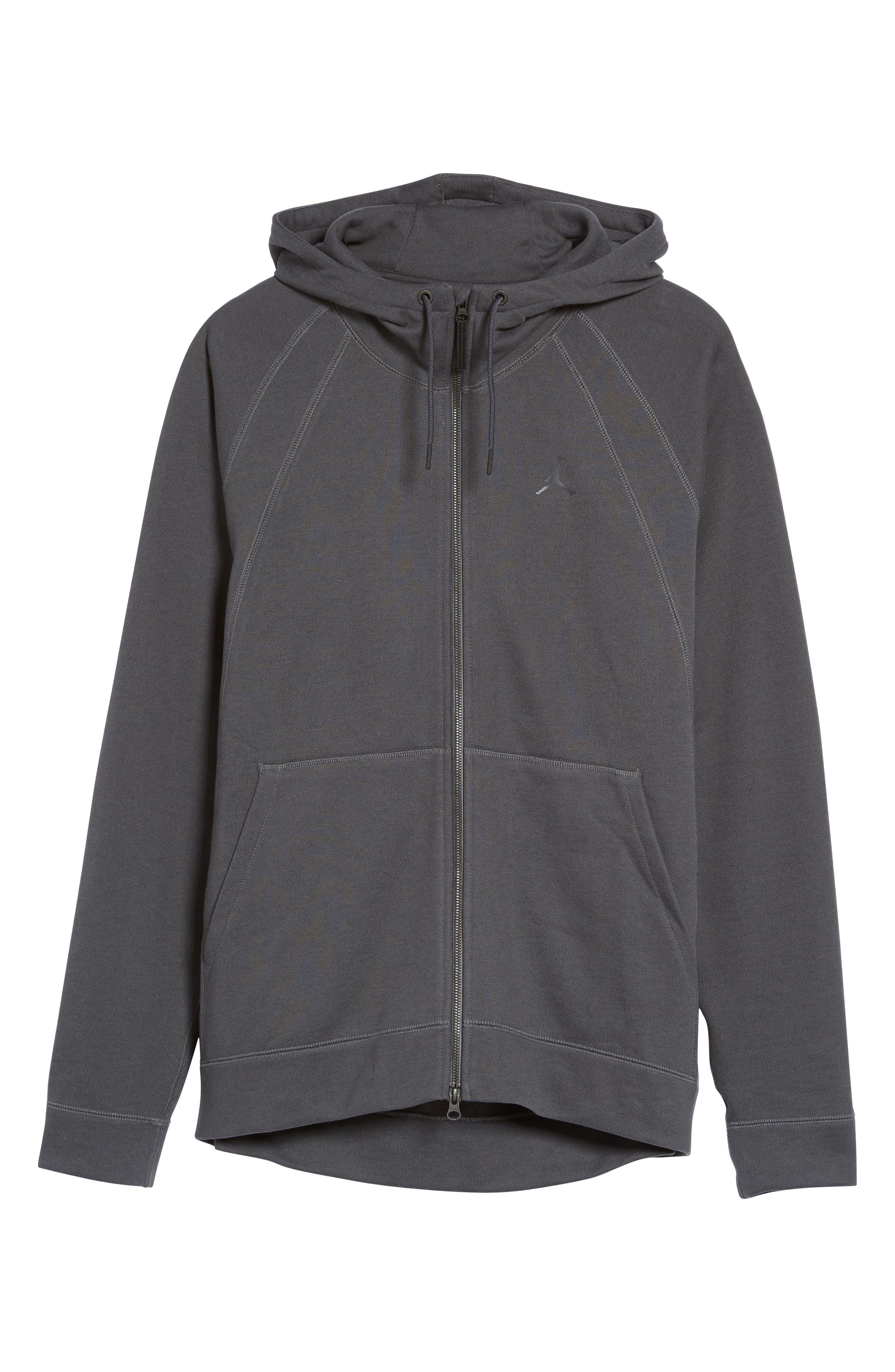 Alternate Image 6  - Nike Jordan Sportswear Wings Full Zip Jacket