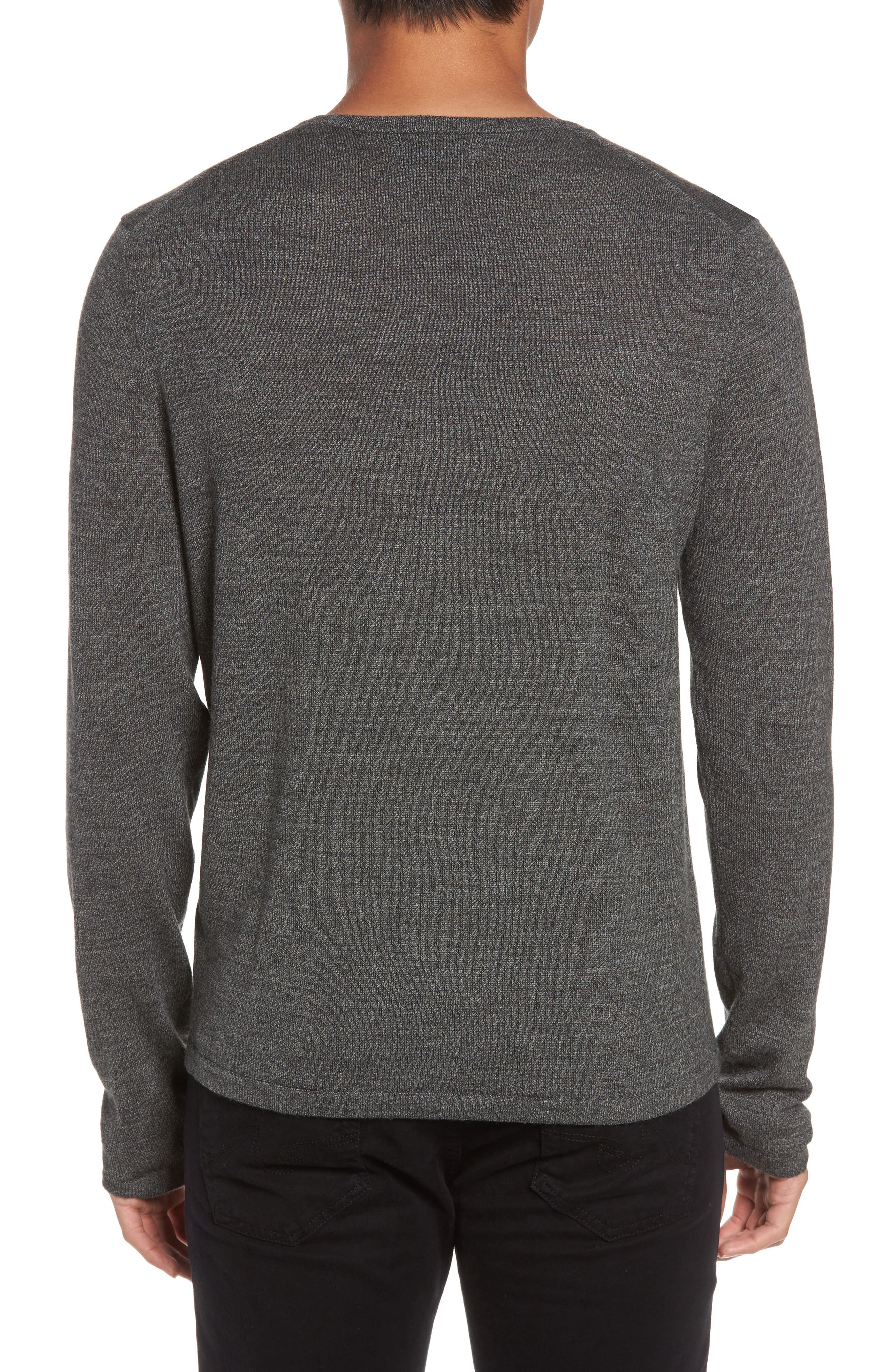 Alternate Image 2  - Calibrate Merino Blend Crewneck Sweater