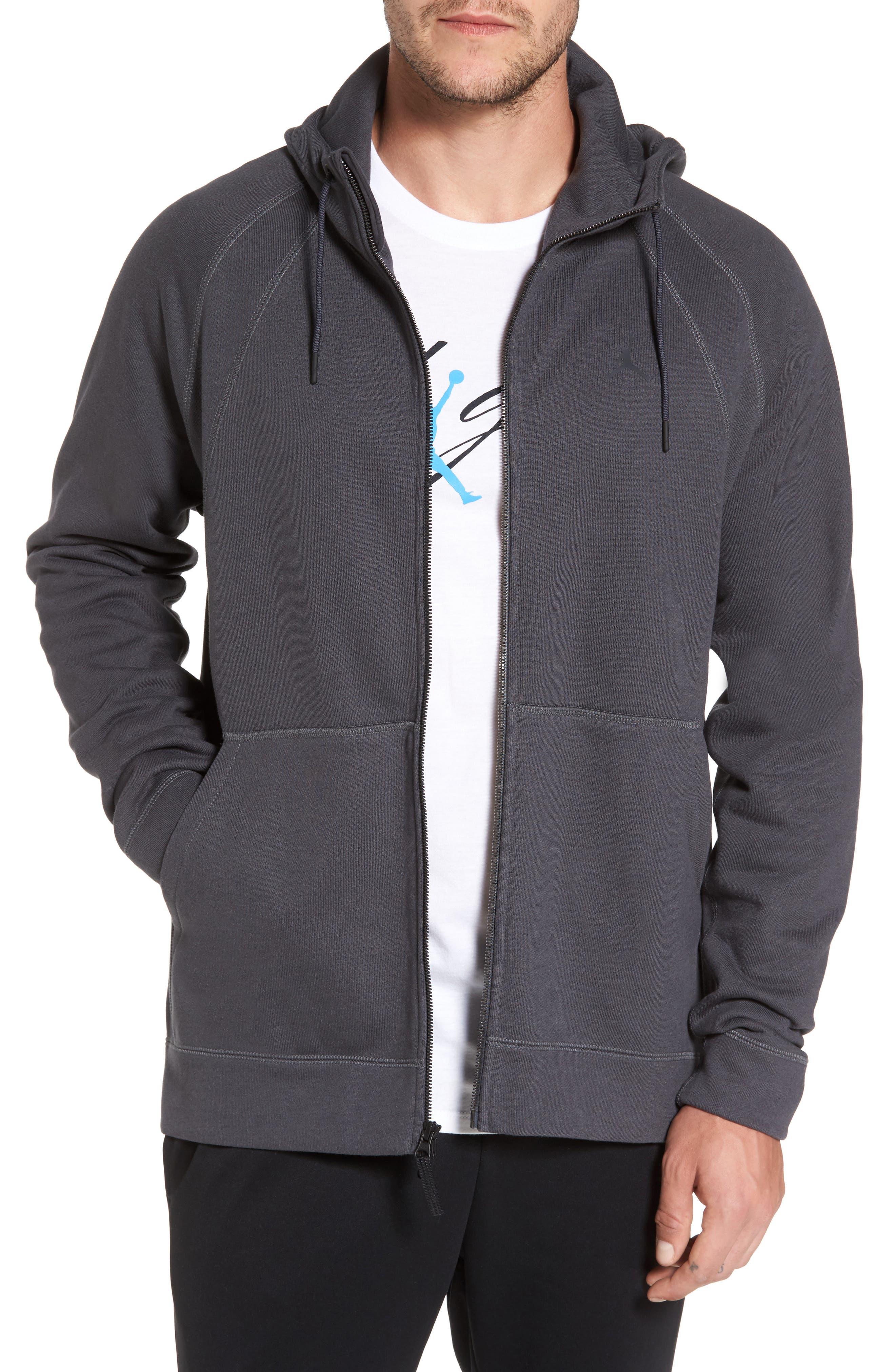 Alternate Image 1 Selected - Nike Jordan Sportswear Wings Full Zip Jacket