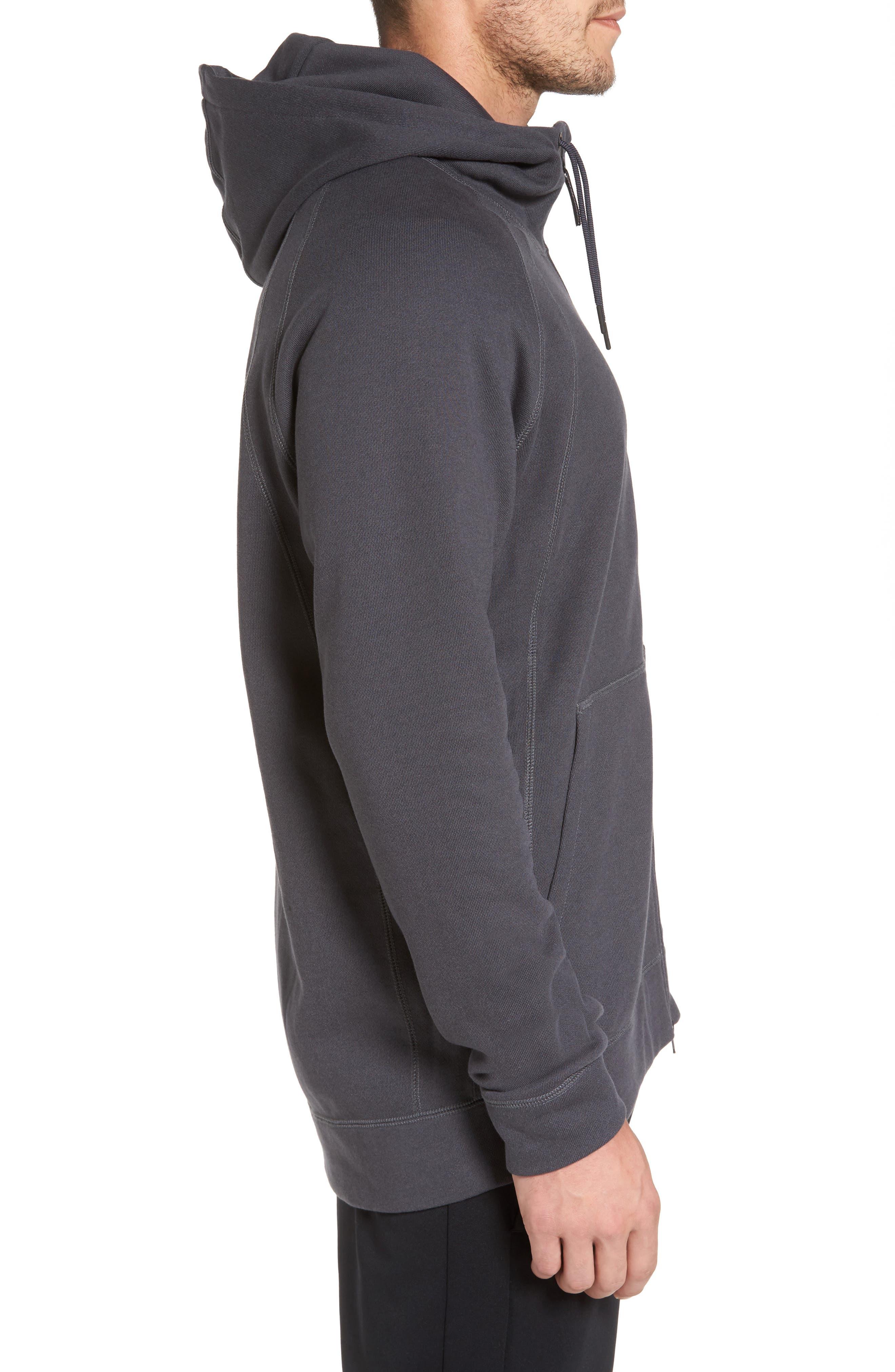 Alternate Image 3  - Nike Jordan Sportswear Wings Full Zip Jacket