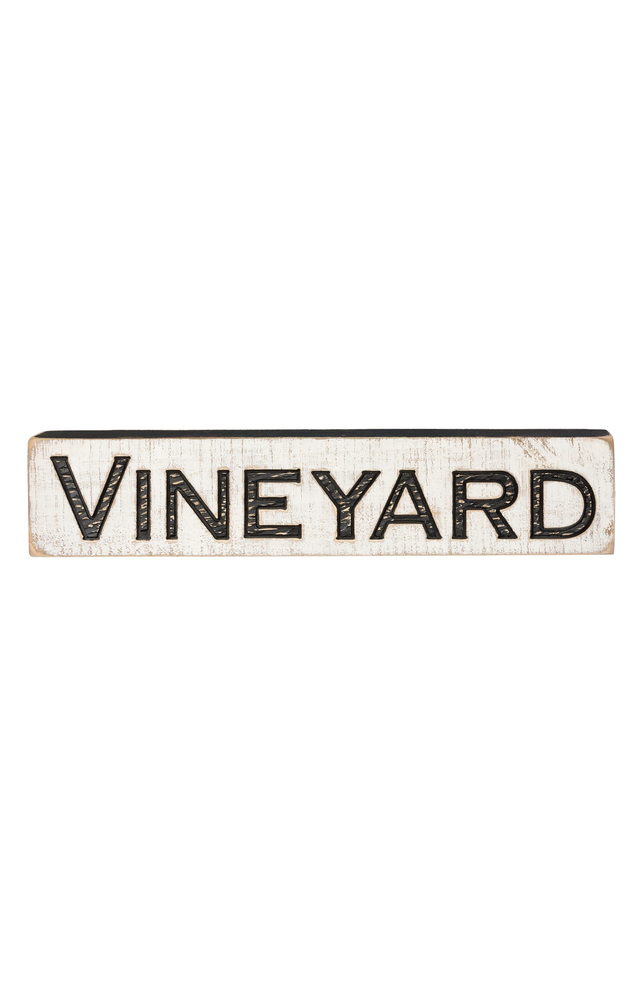 Alternate Image 2  - Primitives by Kathy Farmhouse Vineyard Sign