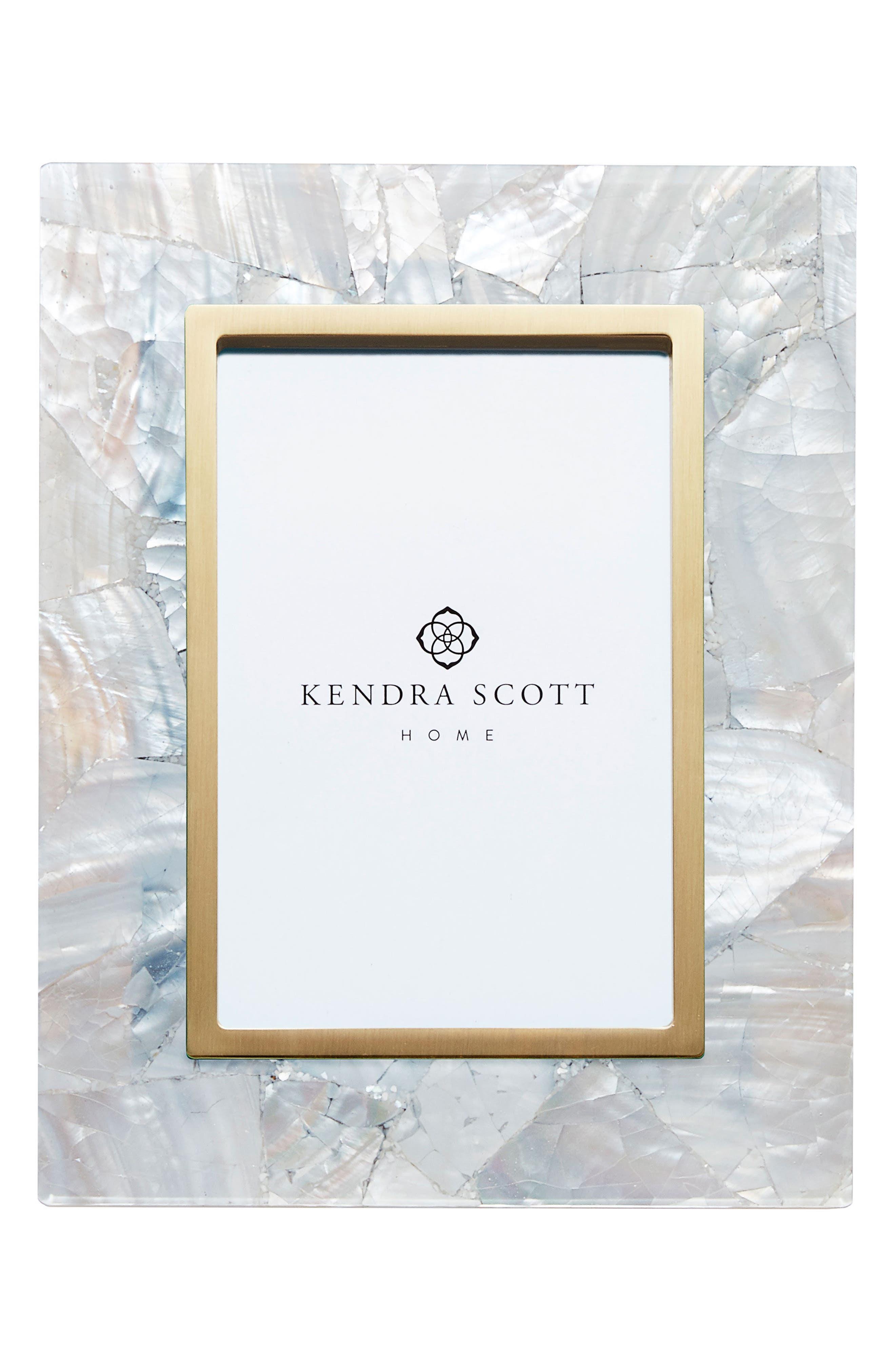 Kendra Scott Stone Slab Picture Frame
