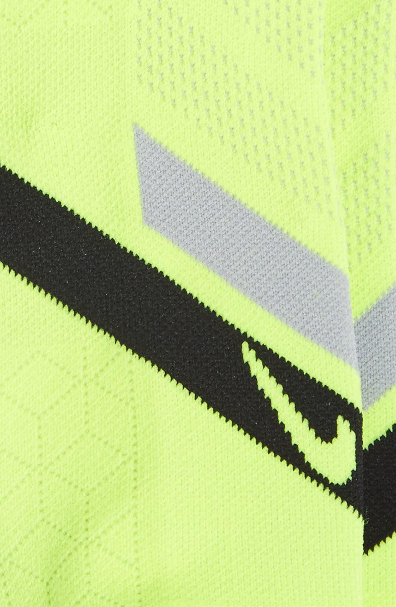 Alternate Image 2  - Nike Performance Cushion No-Show Socks
