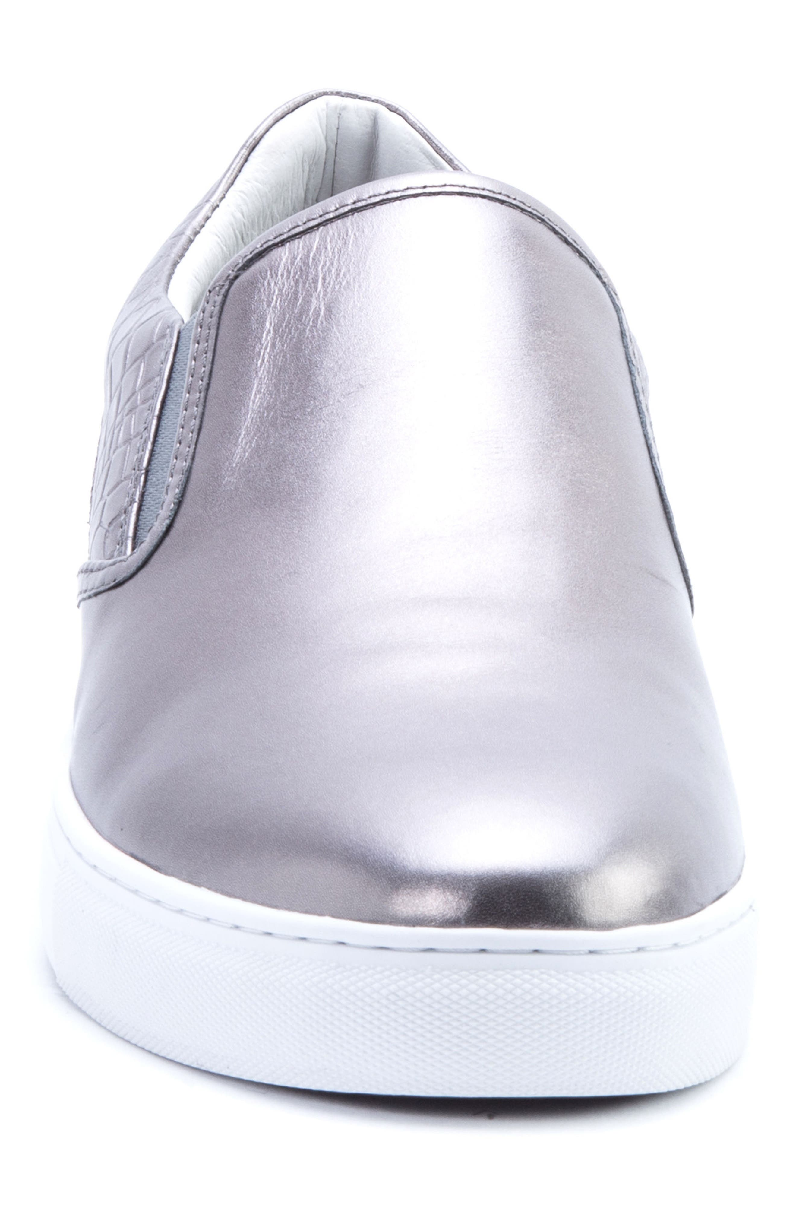 Alternate Image 4  - Badgley Mischka Dean Sneaker (Men)