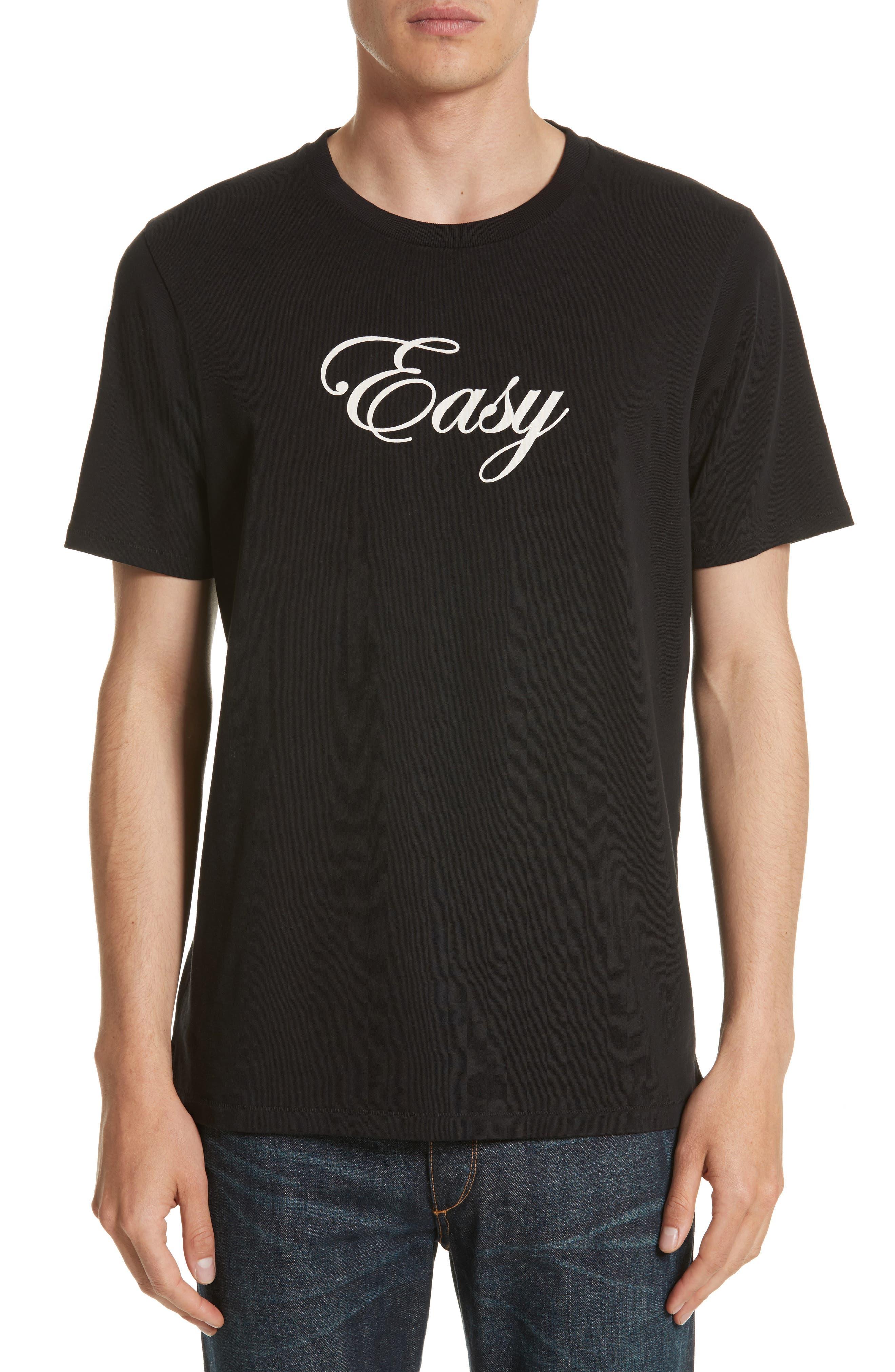 Main Image - rag & bone Easy Graphic T-Shirt