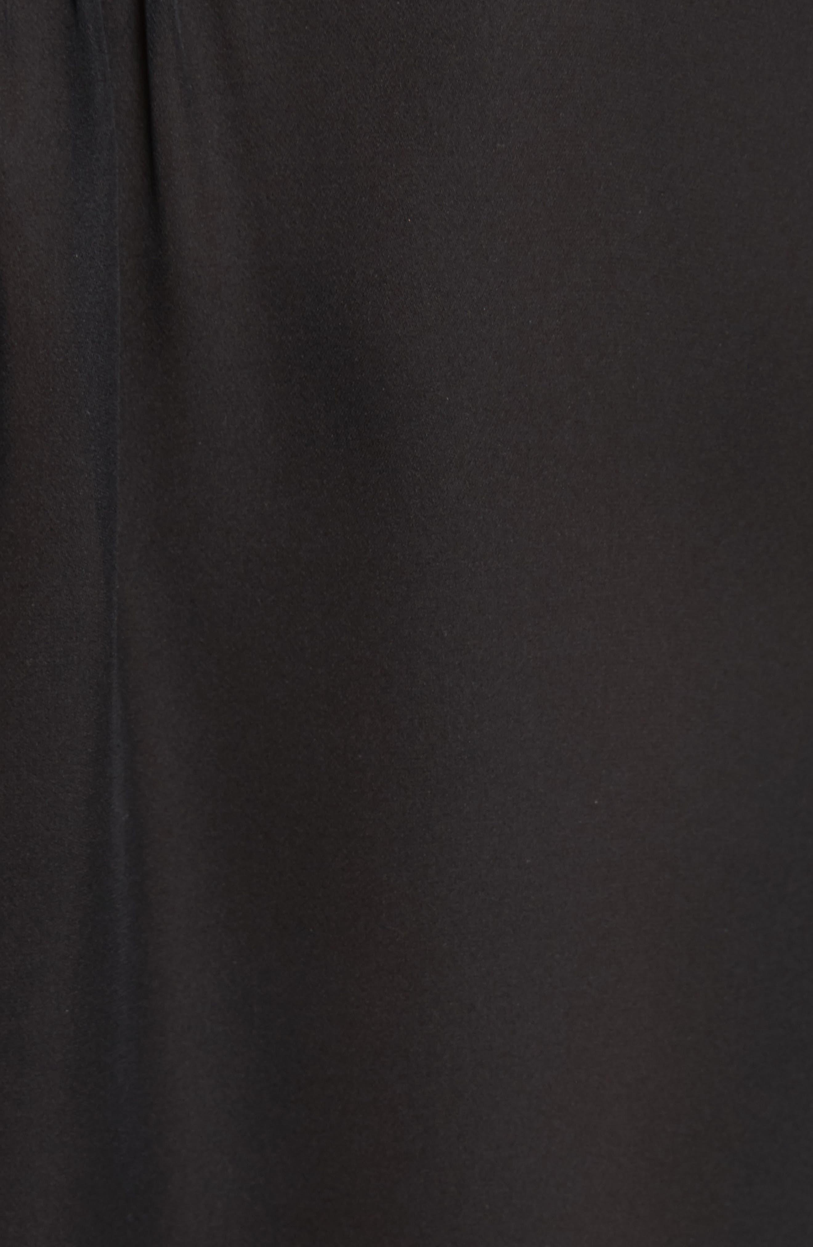 Alternate Image 5  - L'AGENCE Desa Ruffle Sleeve Silk Blouse