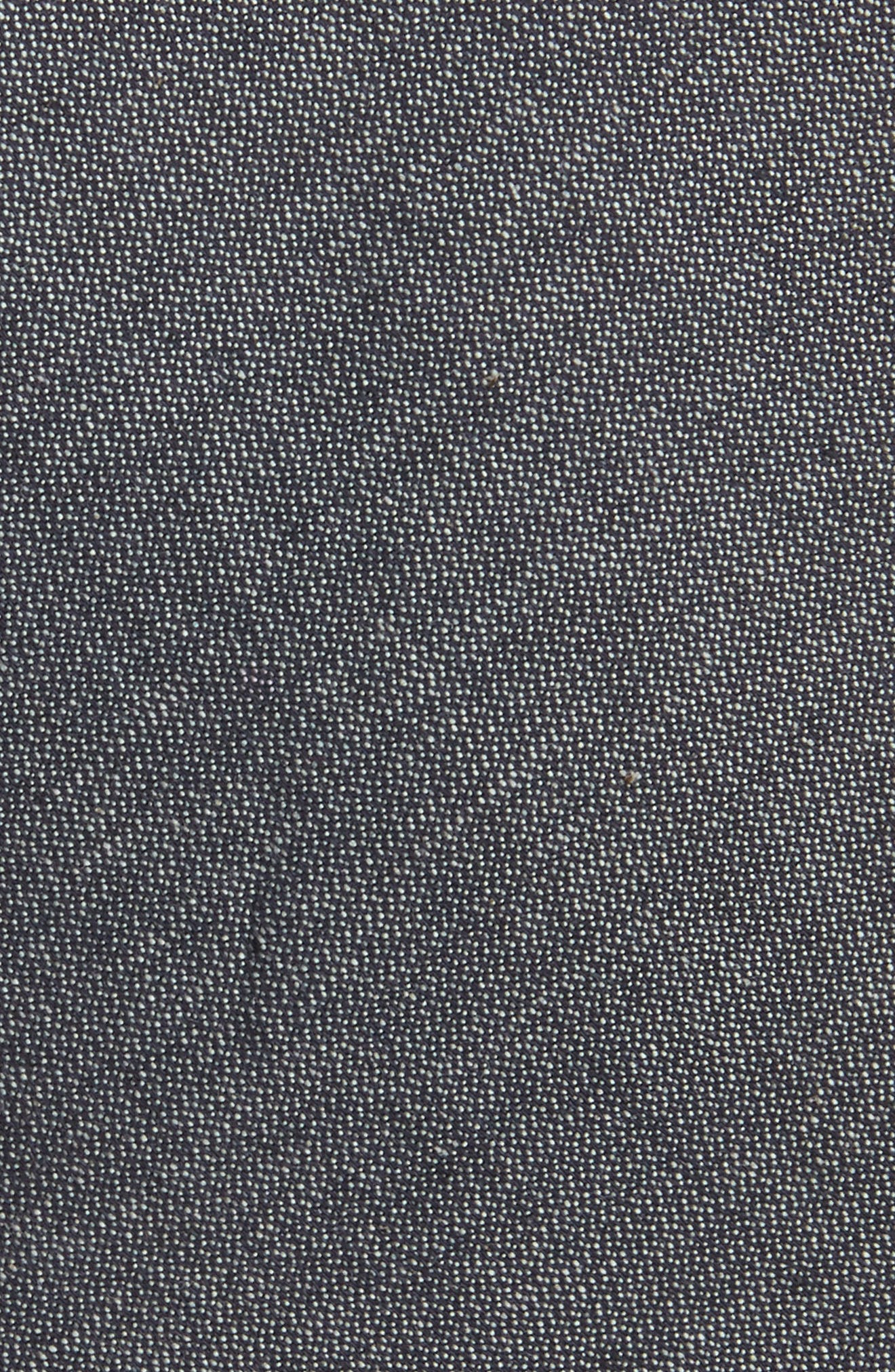 Alternate Image 2  - Nordstrom Men's Shop Solid Cotton Tie