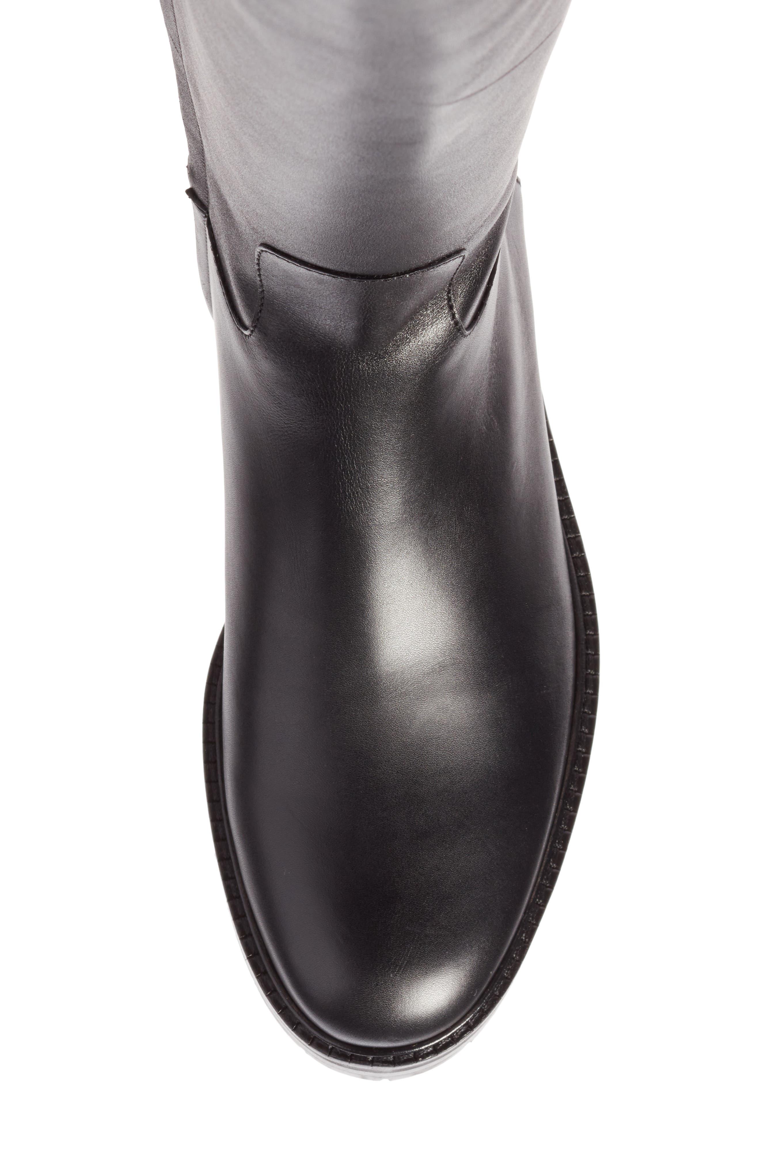 Alternate Image 5  - VALENTINO GARAVANI Bowrap Over the Knee Boot (Women)