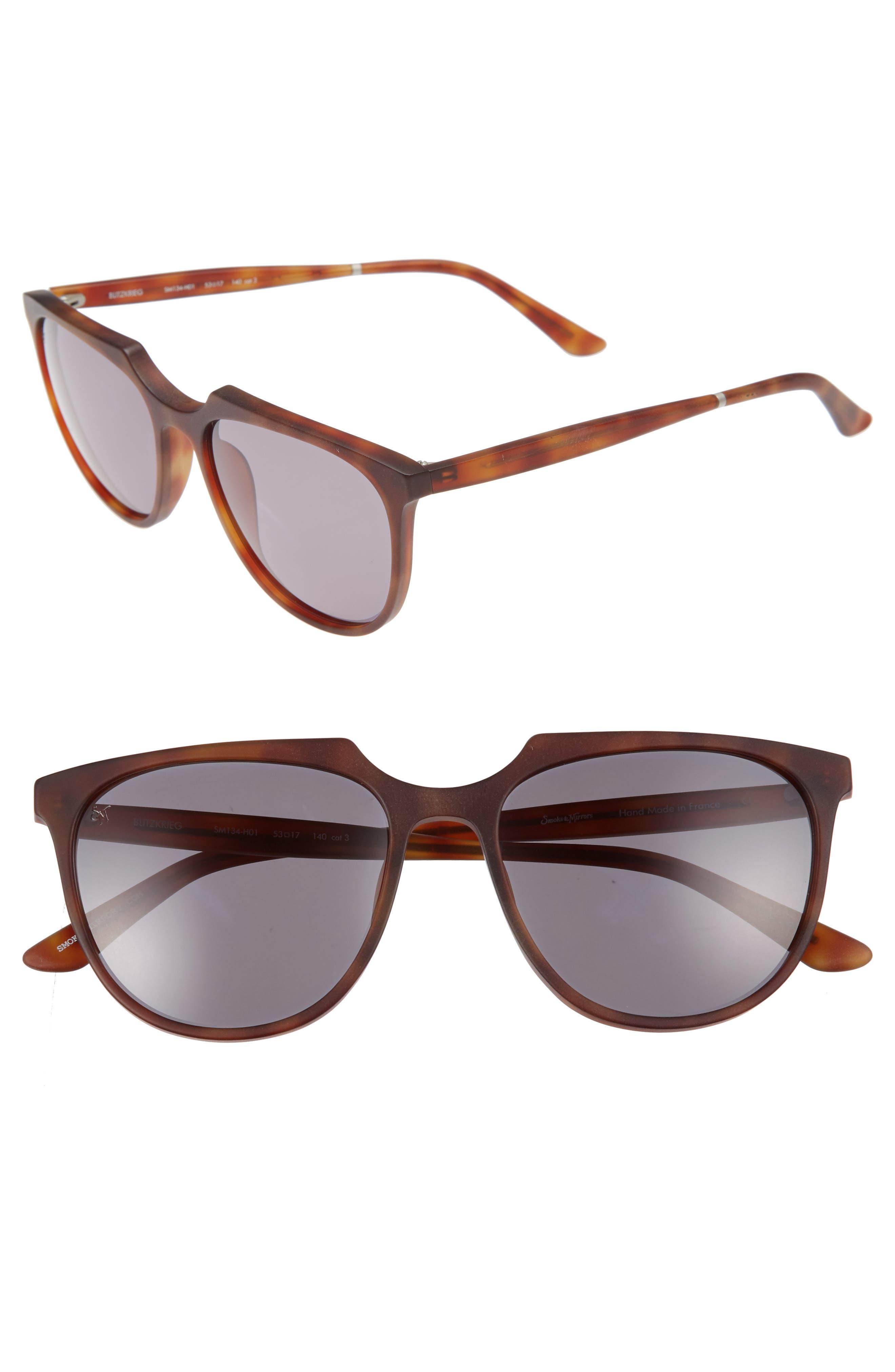 Main Image - SMOKE X MIRRORS Blitzkrieg 53mm Sunglasses