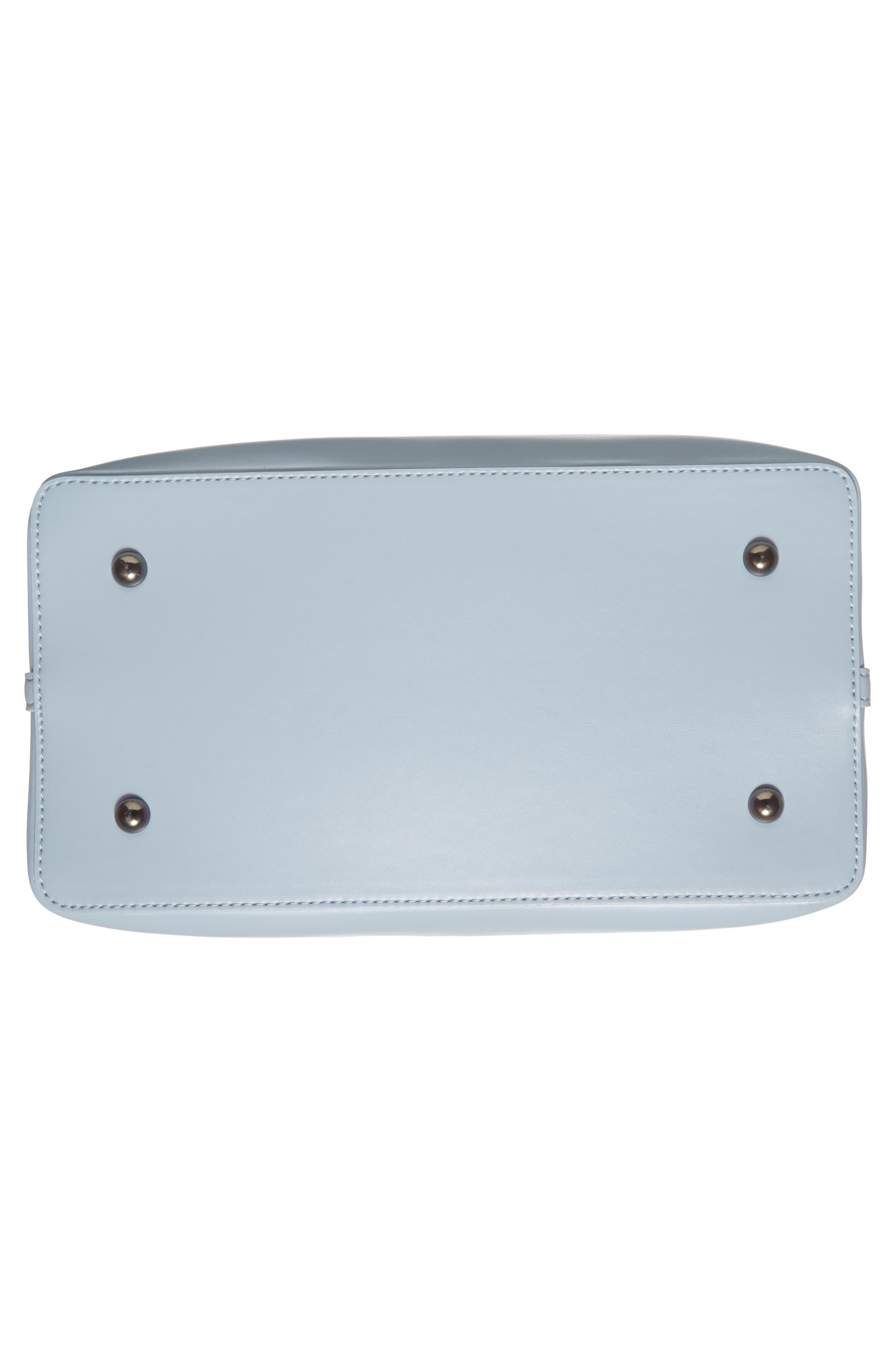 Alternate Image 6  - Elleme Raisin Leather Handbag