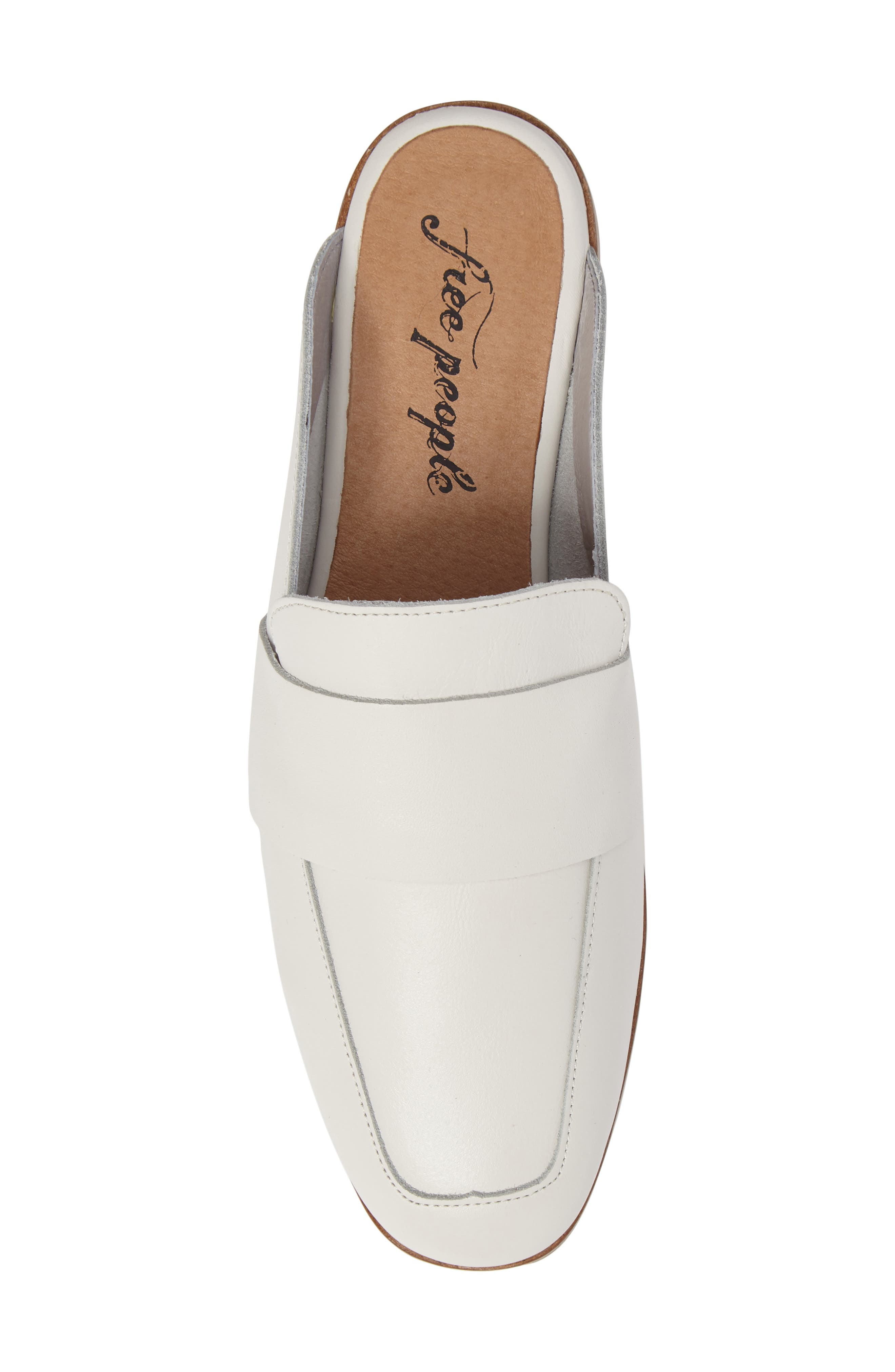 Alternate Image 5  - Free People At Ease Loafer Mule (Women)