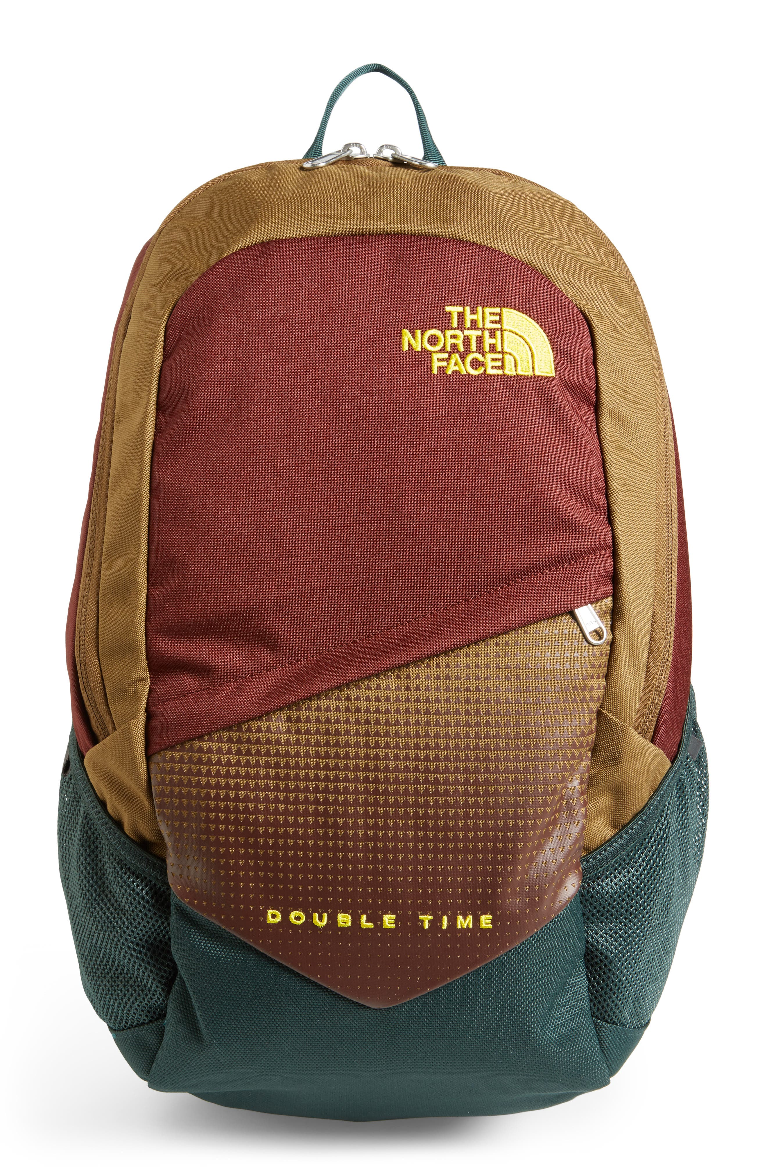 Alternate Image 1 Selected - The North Face Double Time Backpack (Kids)