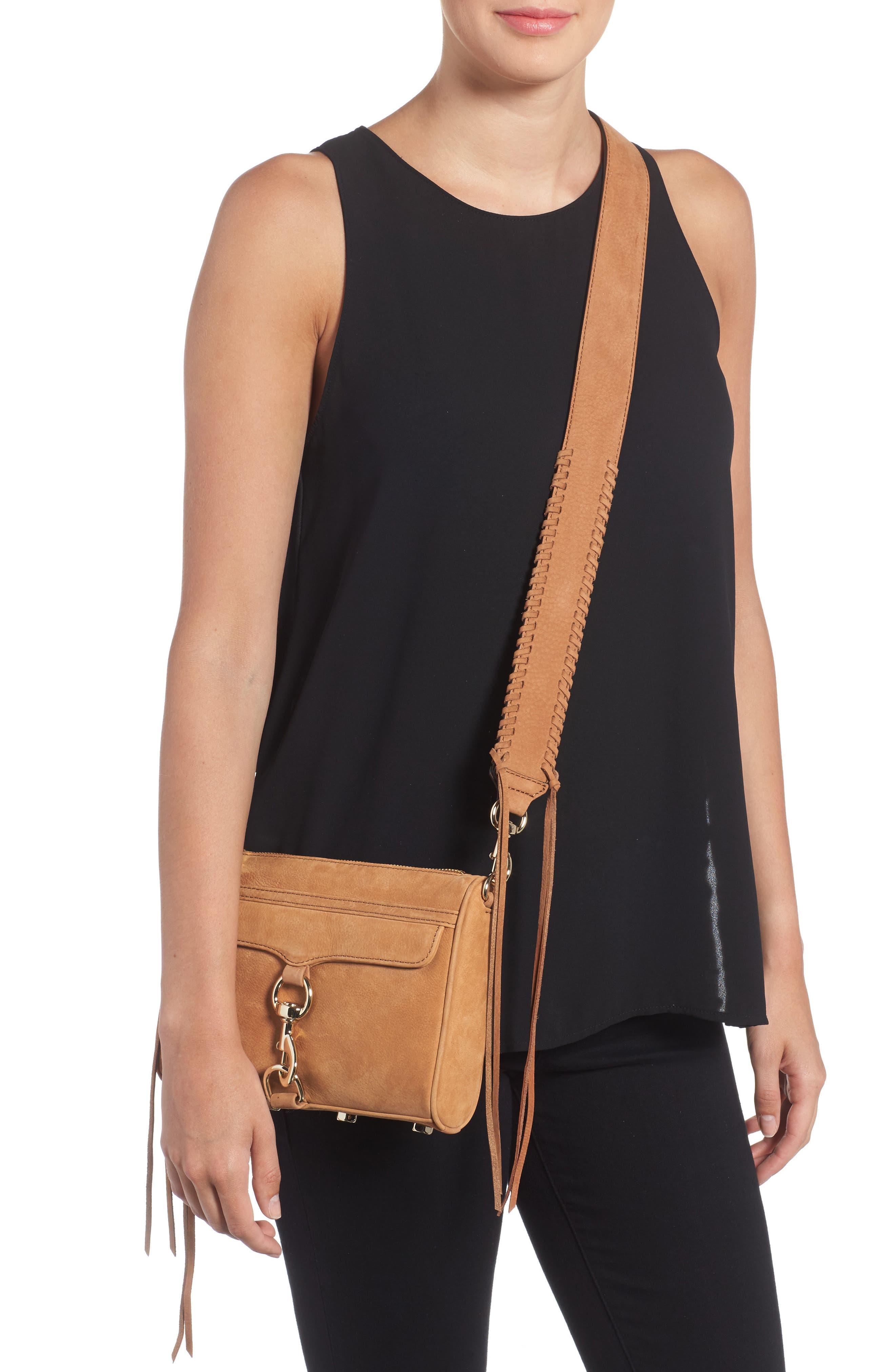 Alternate Image 2  - Rebecca Minkoff Mini MAC Convertible Crossbody Bag