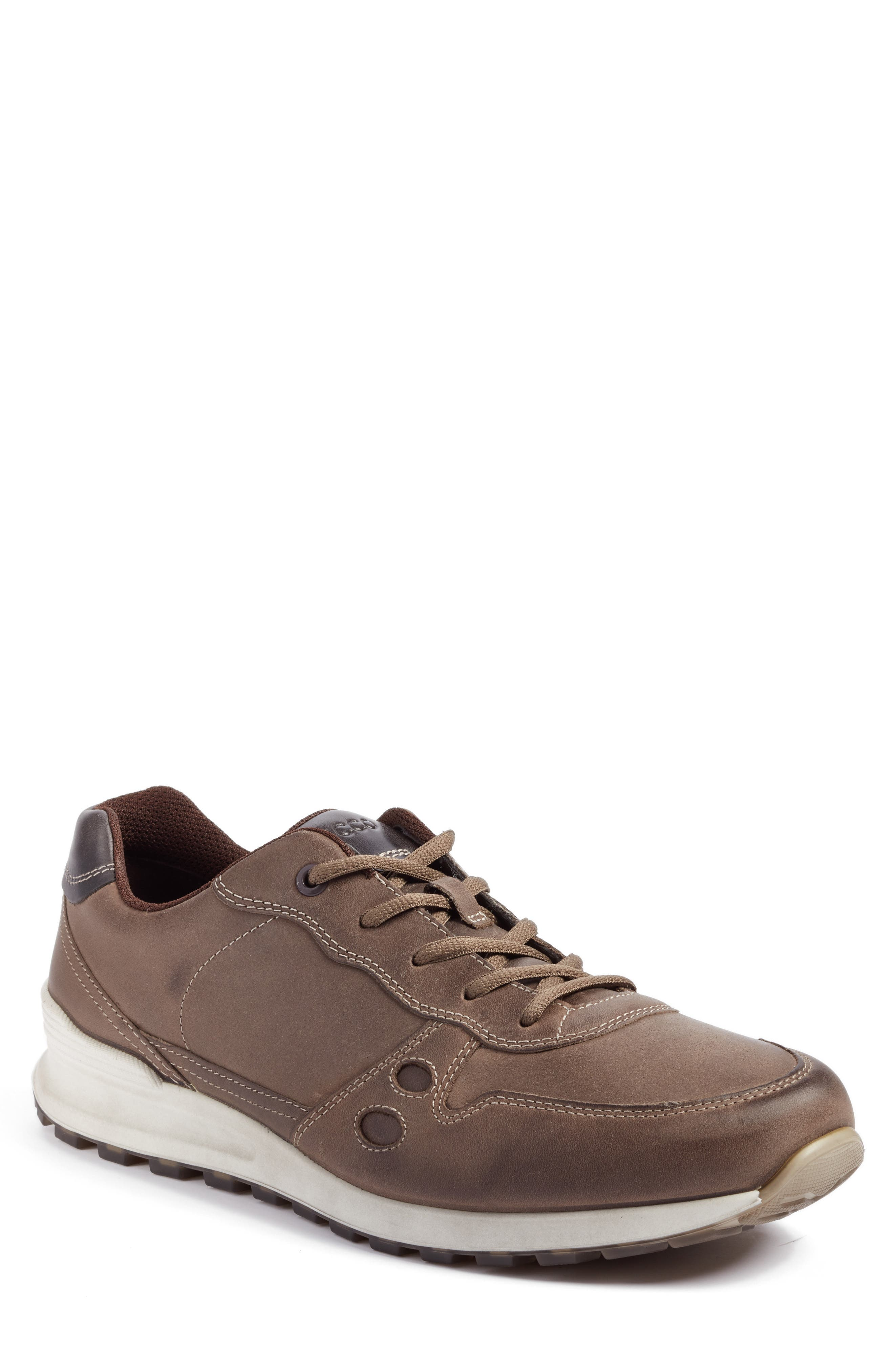 CS14 Retro Sneaker,                         Main,                         color, Stone/ Moonless Leather