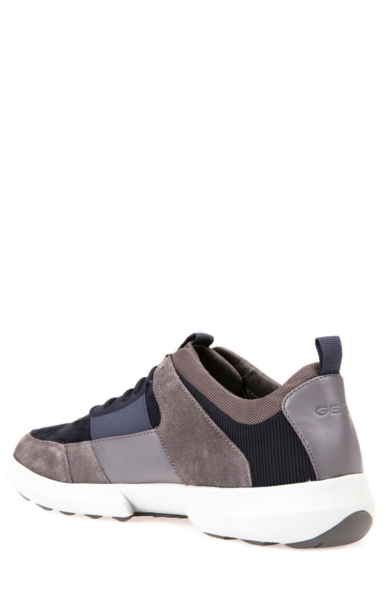 Traccia 5 Sneaker,                             Alternate thumbnail 2, color,                             Navy/ Anthracite