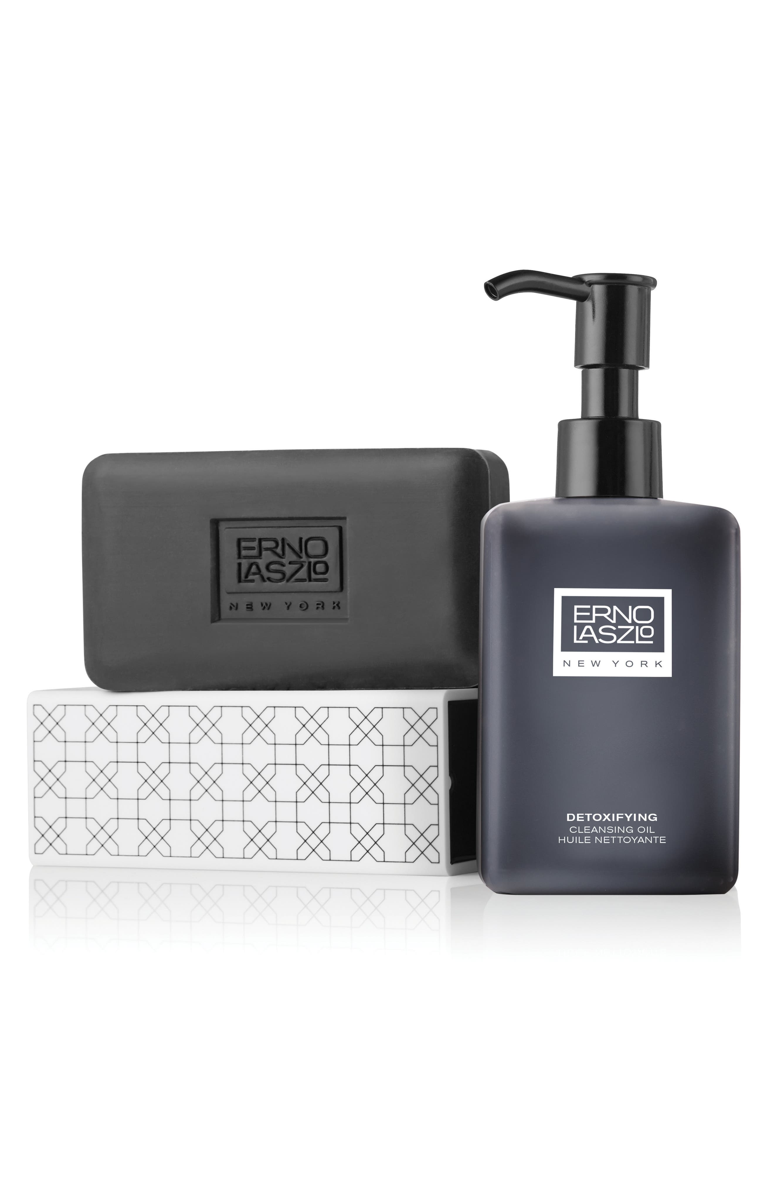Erno Laszlo Detoxifying Double Cleanse Duo ($96 Value)