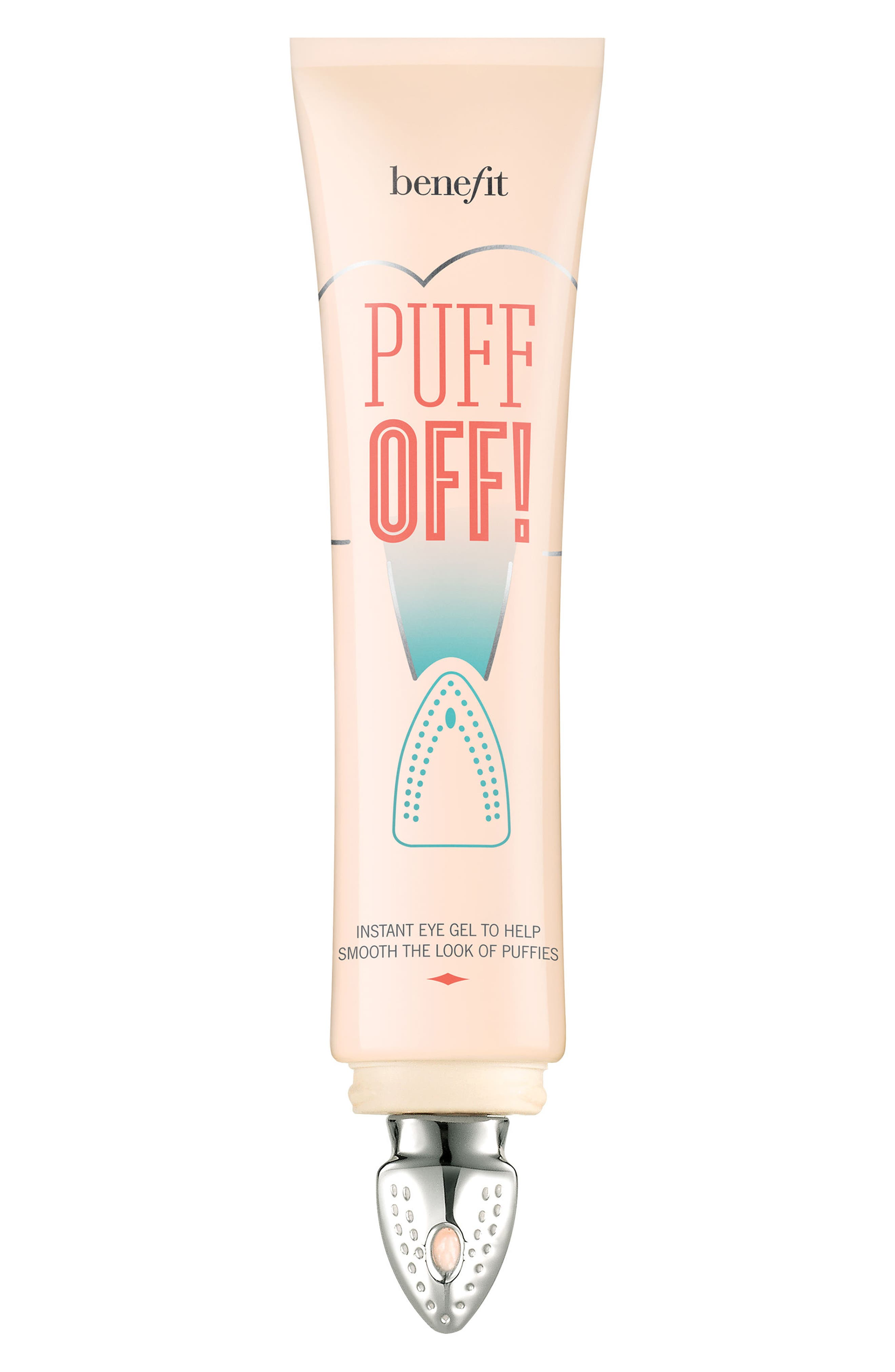 Benefit Puff Off! Under Eye Gel,                             Main thumbnail 1, color,                             No Color