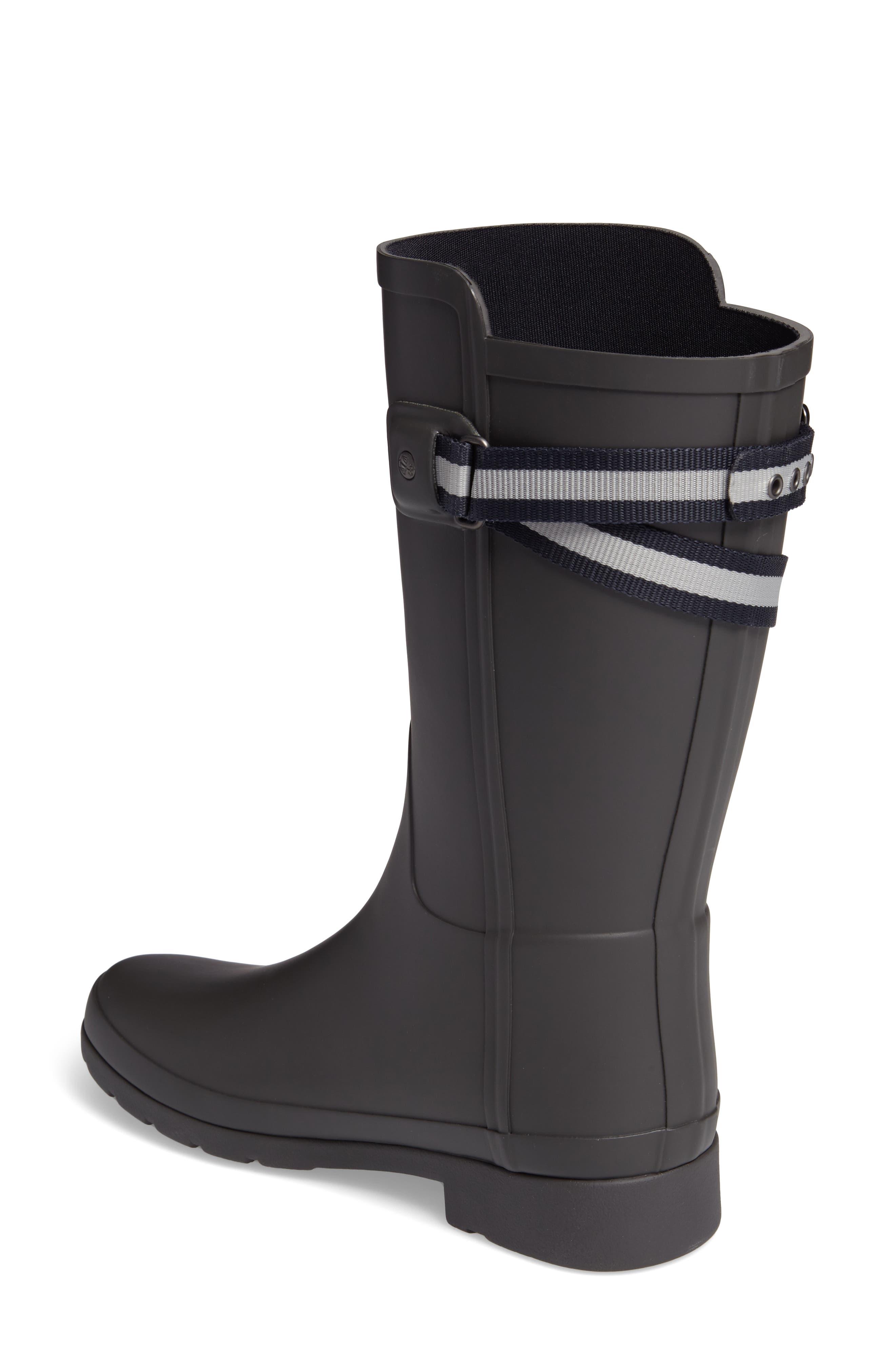 Alternate Image 2  - Hunter Original Refined Short Rain Boot (Women)
