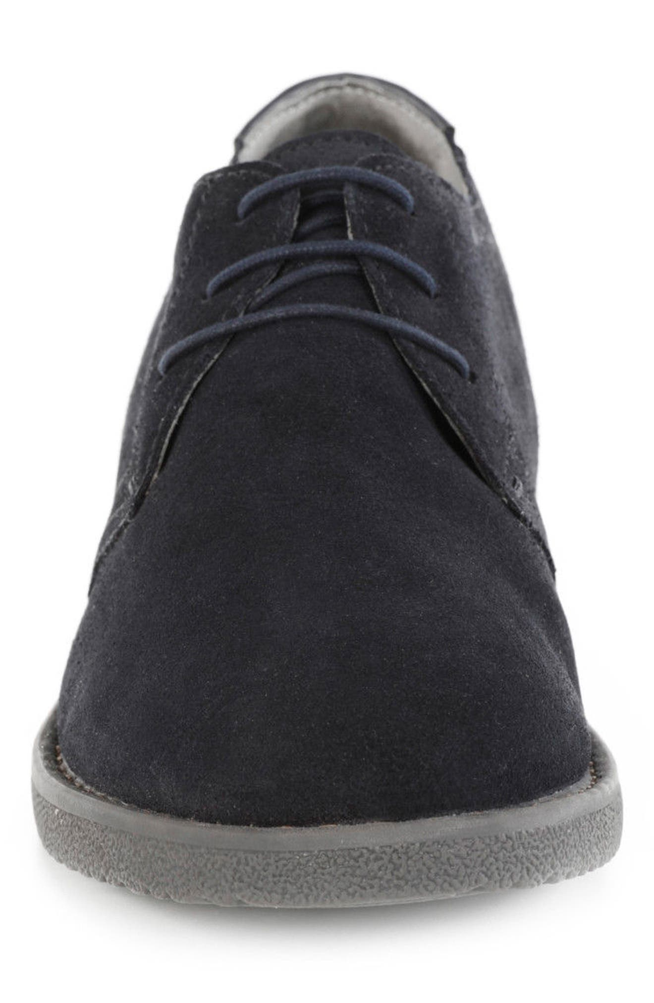 Alternate Image 4  - Geox Brandled Buck Shoe (Men)