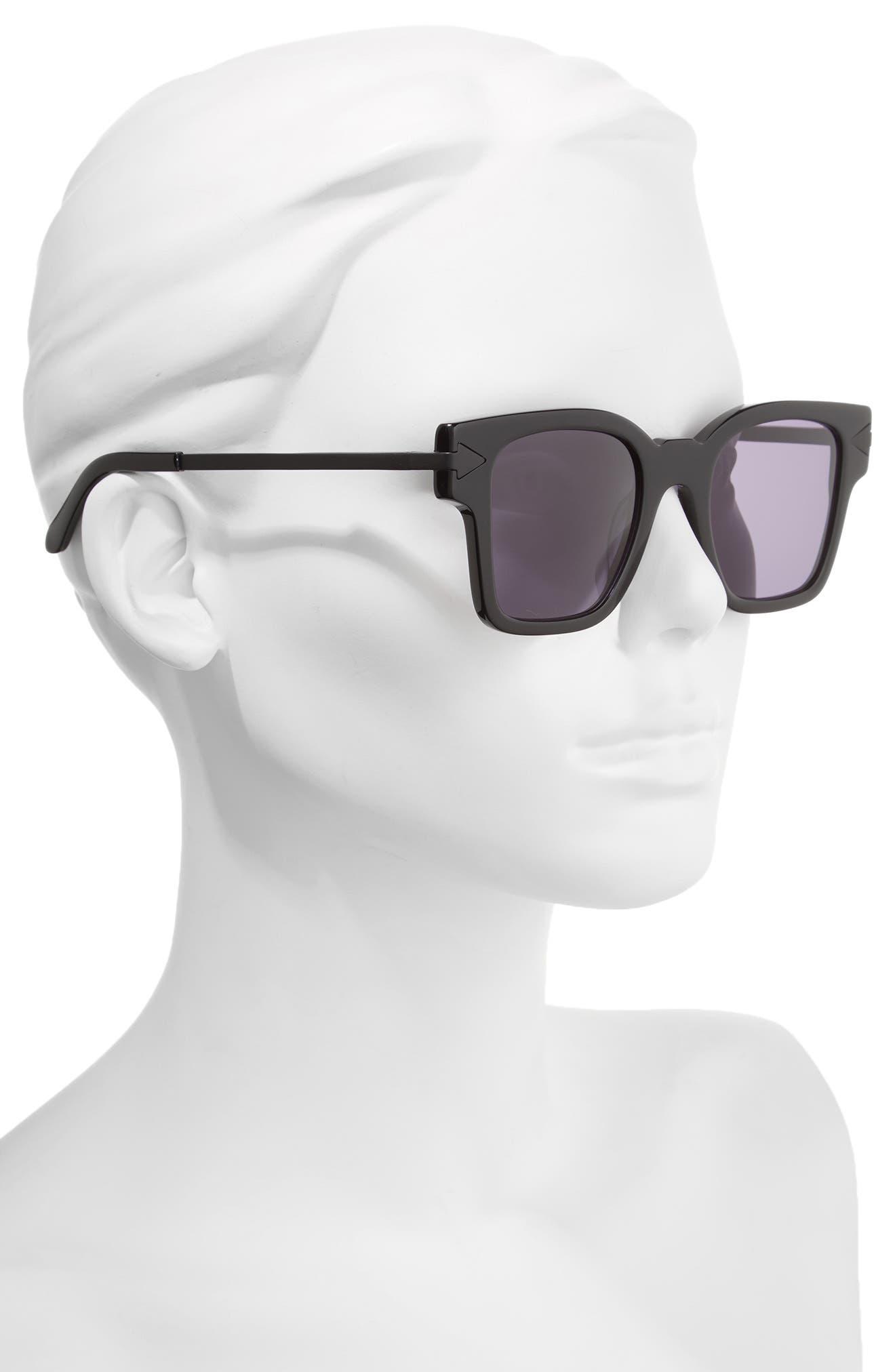 Alternate Image 2  - Karen Walker x Monumental Julius 49mm Square Sunglasses