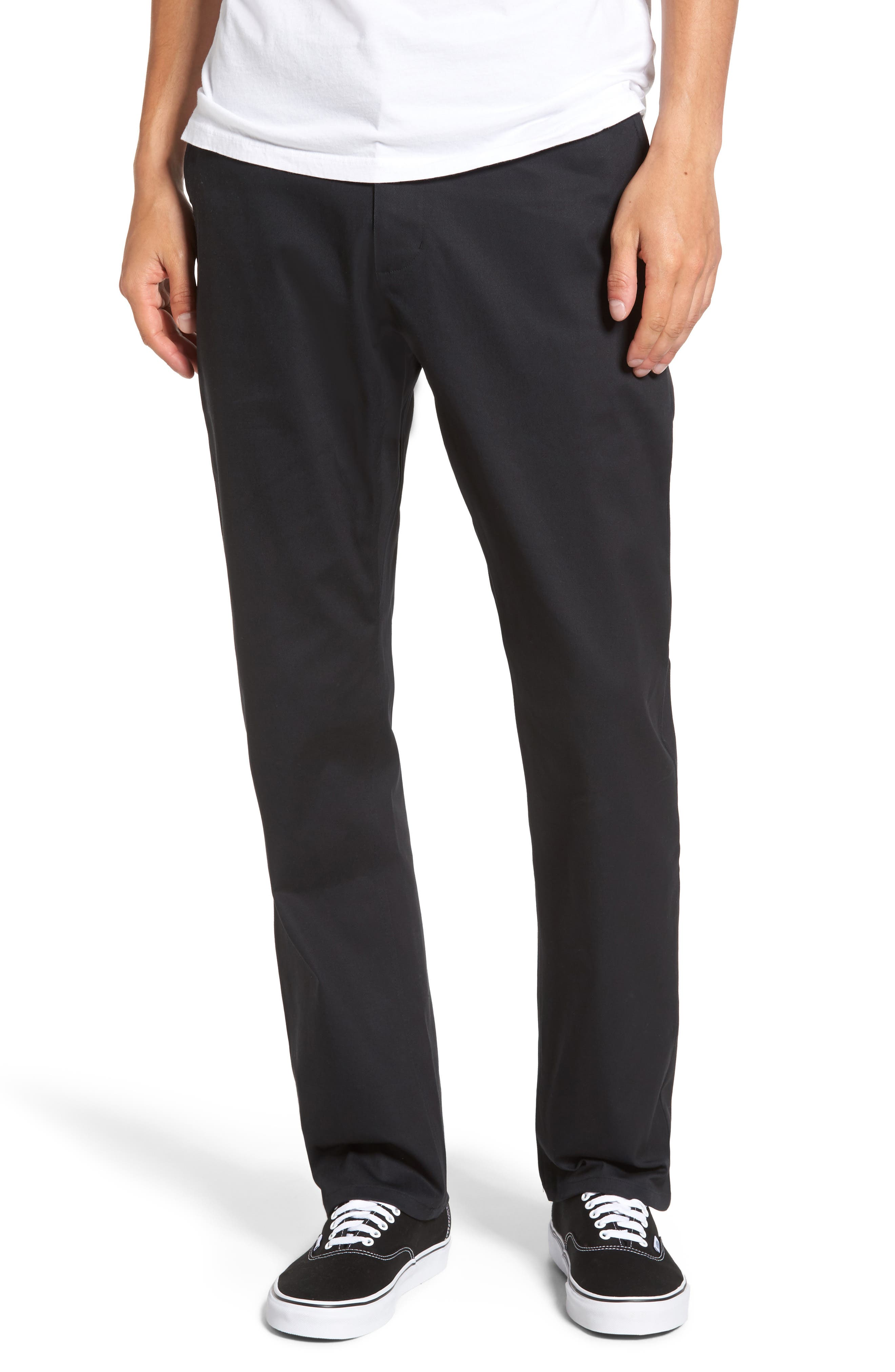 Alternate Image 1 Selected - Nike Sportswear Flex Icon Chino Pants