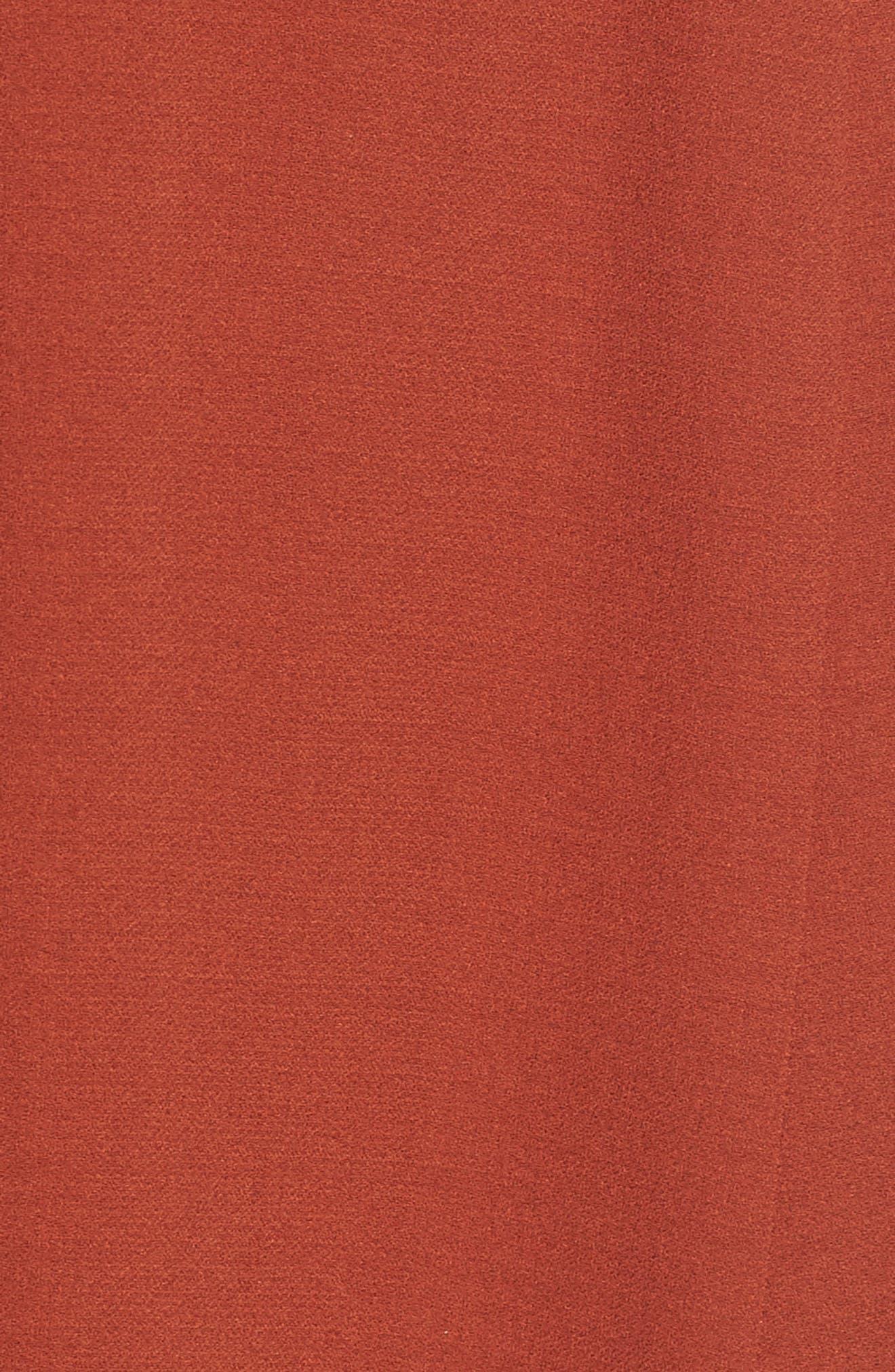 Alternate Image 5  - Eileen Fisher Gored Silk Skirt