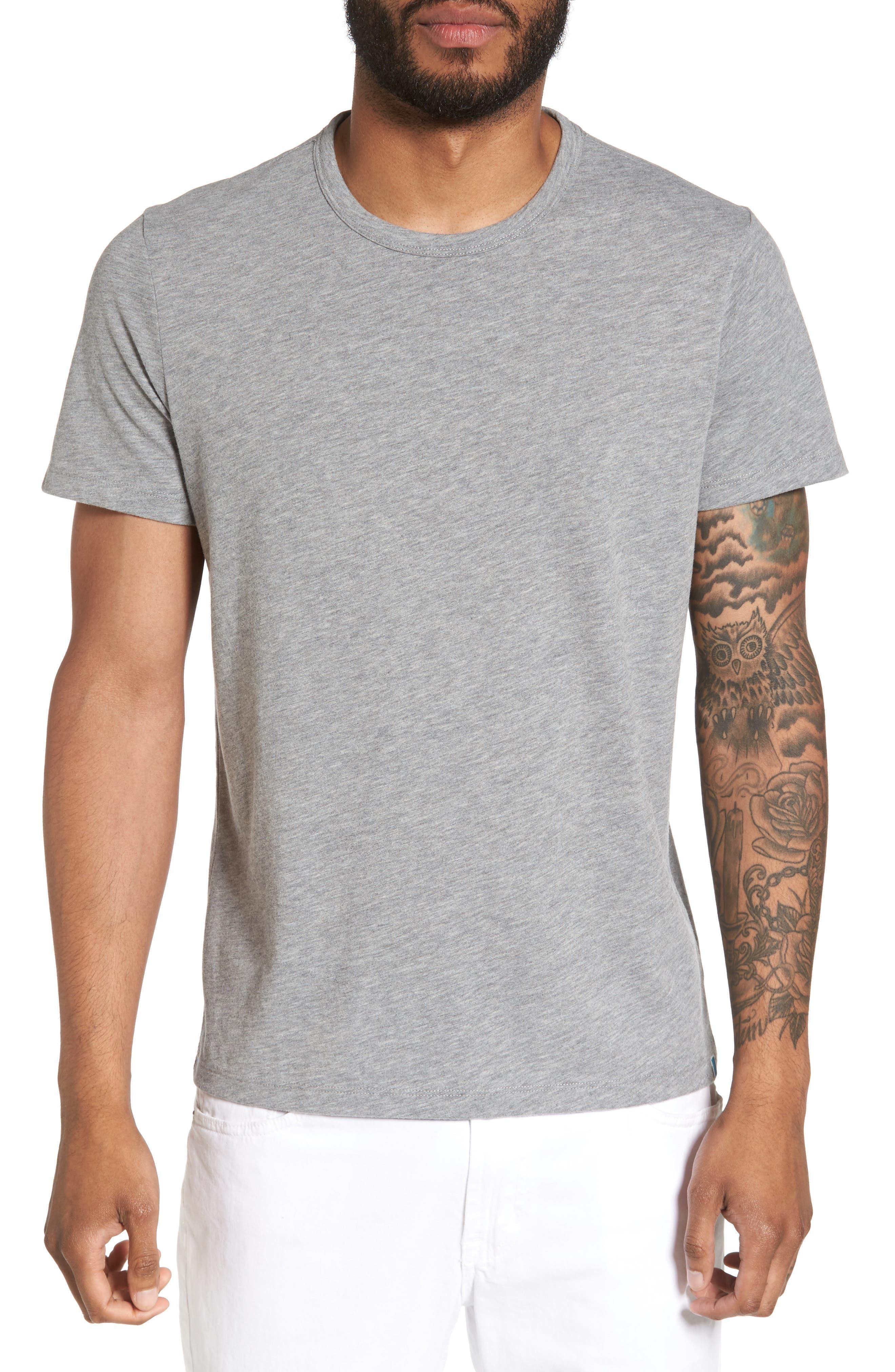Jason Scott Thomas Crewneck T-Shirt