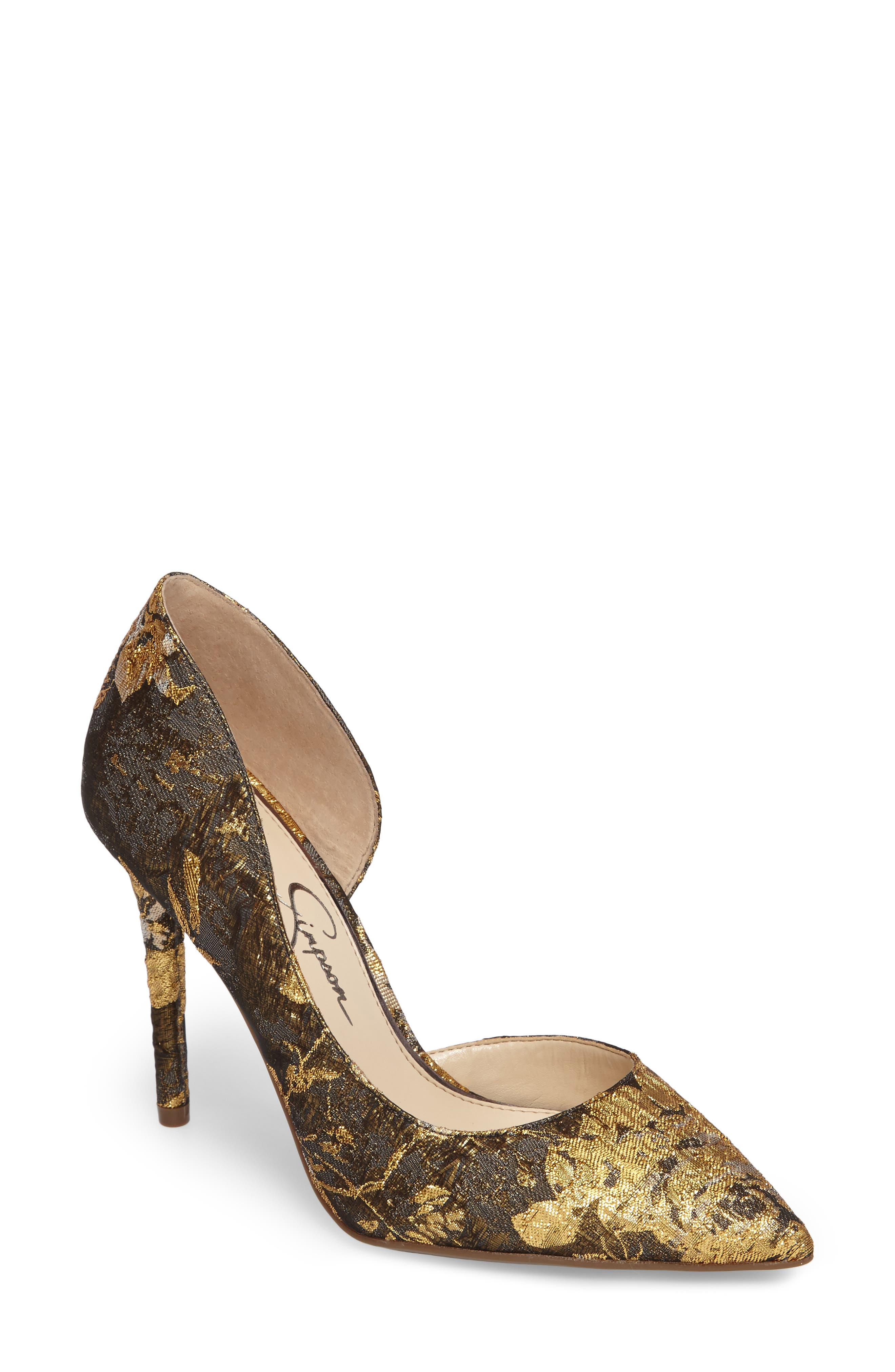 Alternate Image 1 Selected - Jessica Simpson Lucina Pump (Women)
