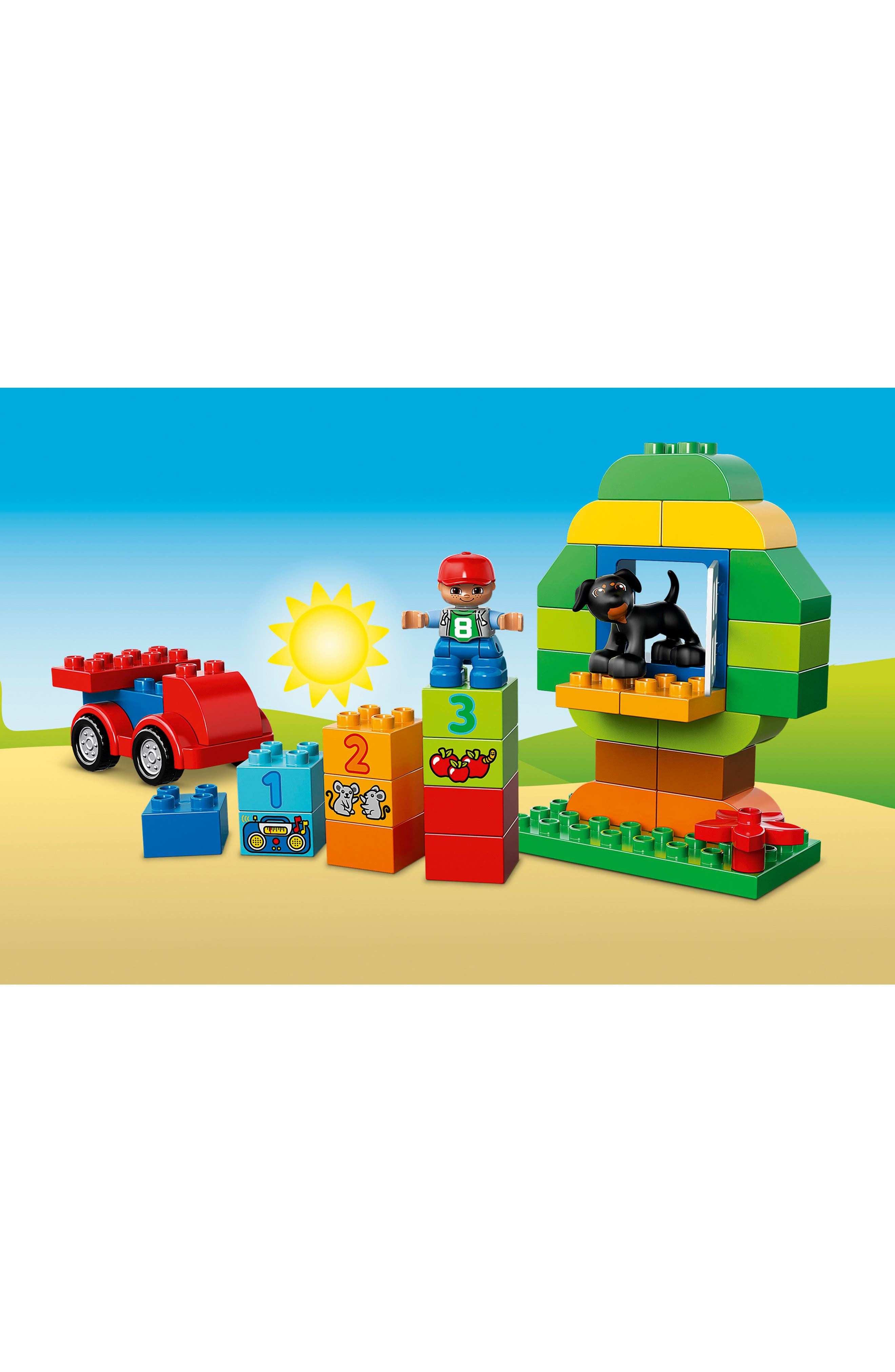 Alternate Image 3  - LEGO® DUPLO® All-in-One Box of Fun - 10572