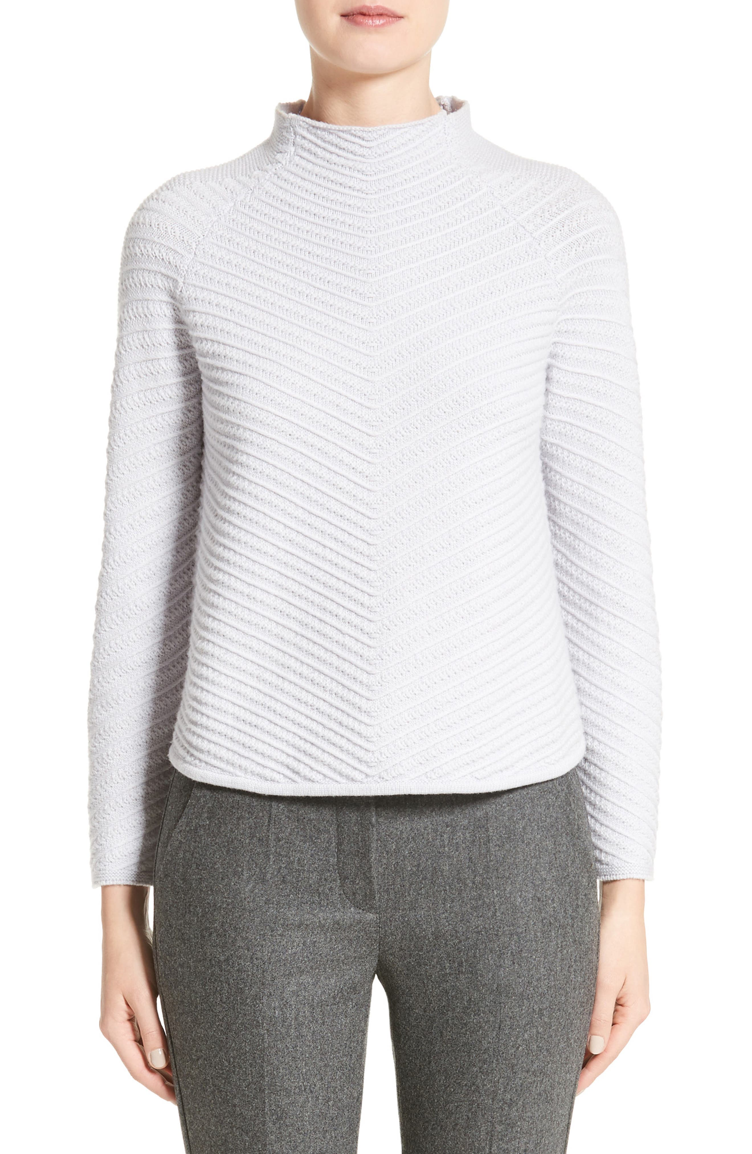 Armani Collezioni Wool & Cashmere Blend Sweater