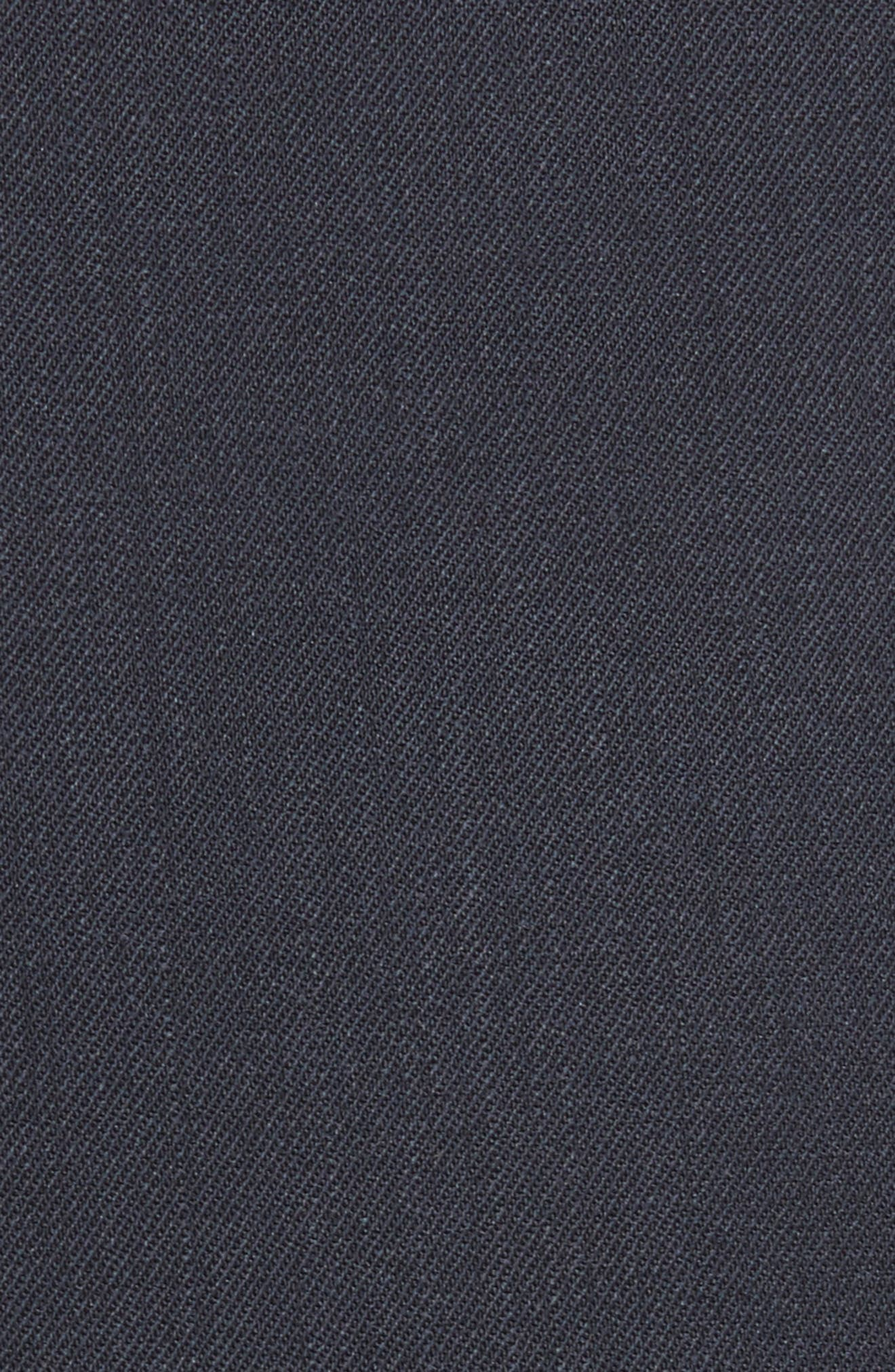 Alternate Image 3  - Lafayette 148 New York Irving Stretch Wool Pants (Nordstrom Exclusive)