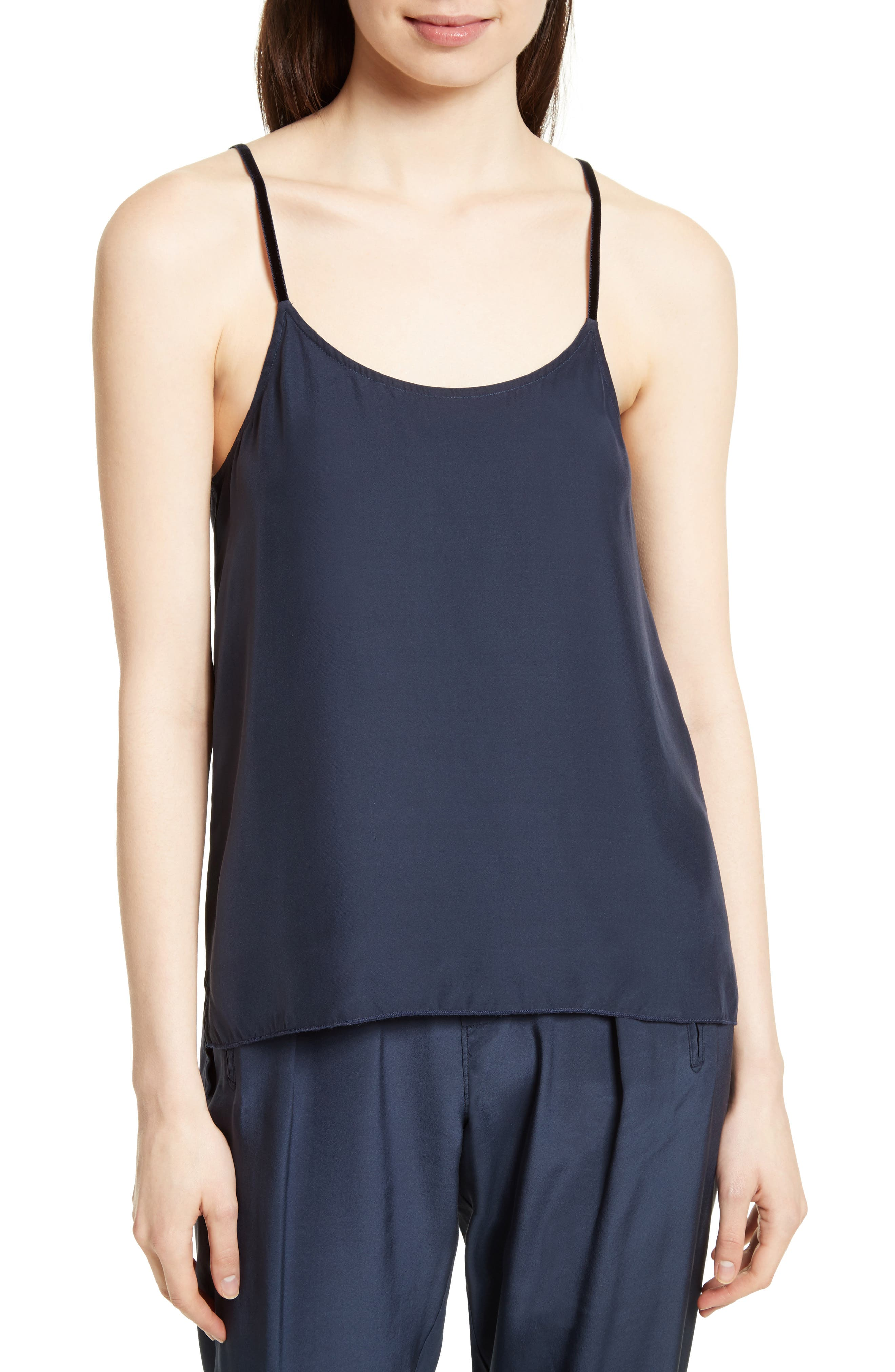 ATM Anthony Thomas Melillo Satin Camisole