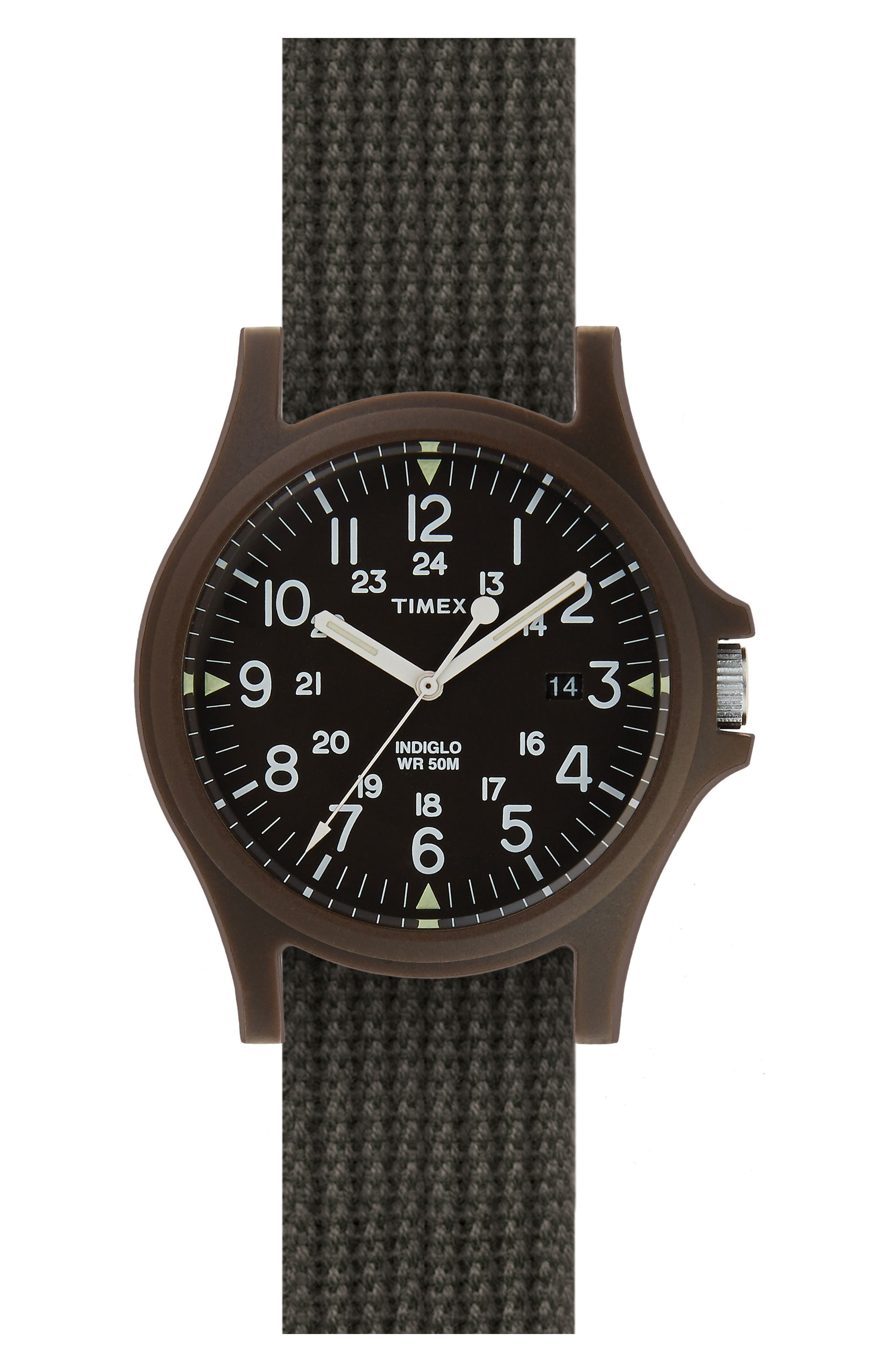 Main Image - Timex® ARCHIVE Acadia NATO Strap Watch, 40mm