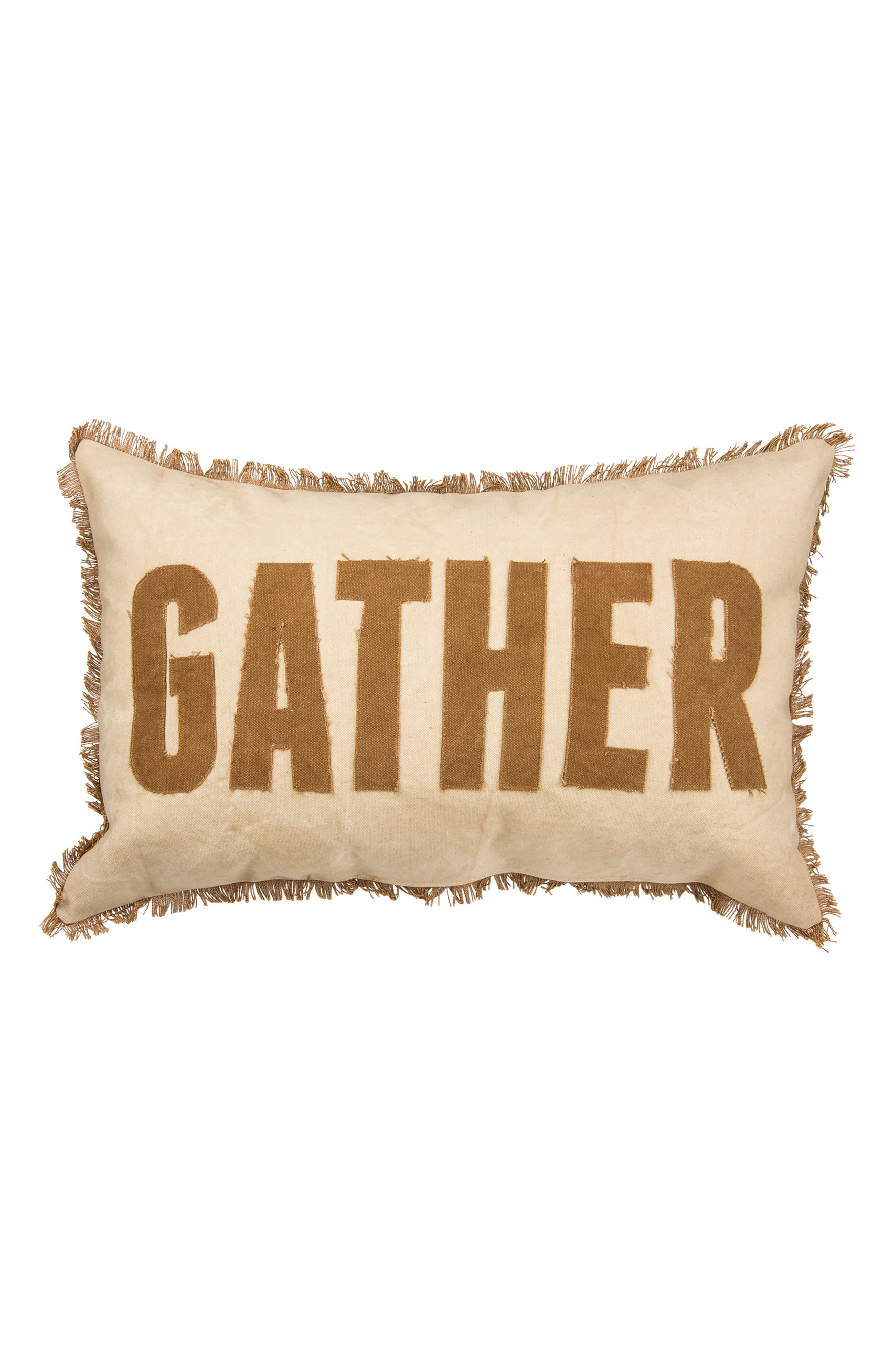 Primitives by Kathy Gather Accent Pillow